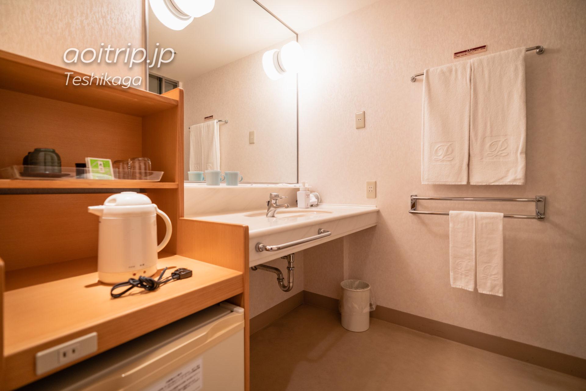 屈斜路プリンスホテル(Kussharo Prince Hotel)のバスルーム