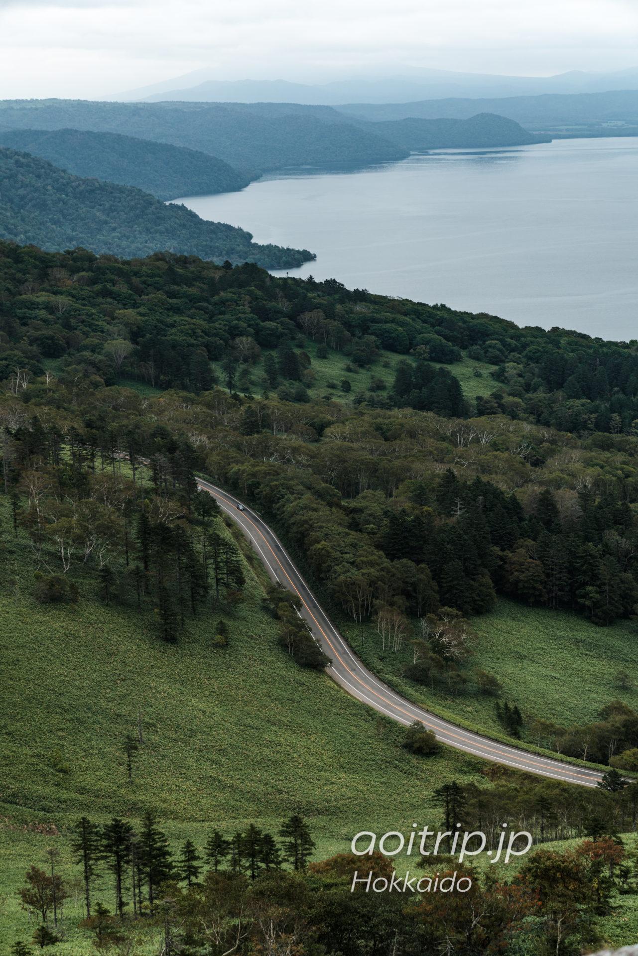 美幌峠 Bihoro Pass
