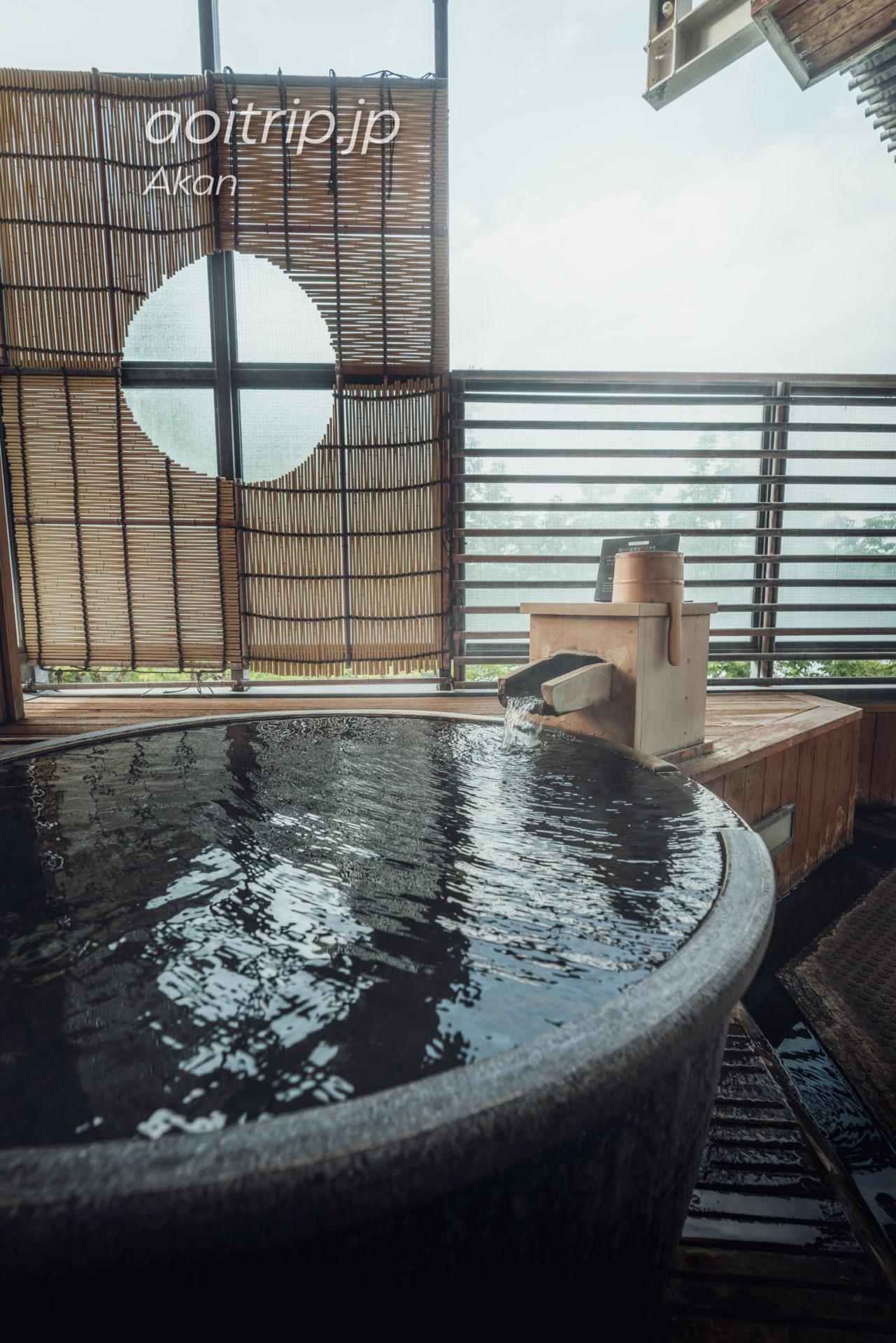 あかん遊久の里 鶴雅【別館】露天風呂付和室2名様用
