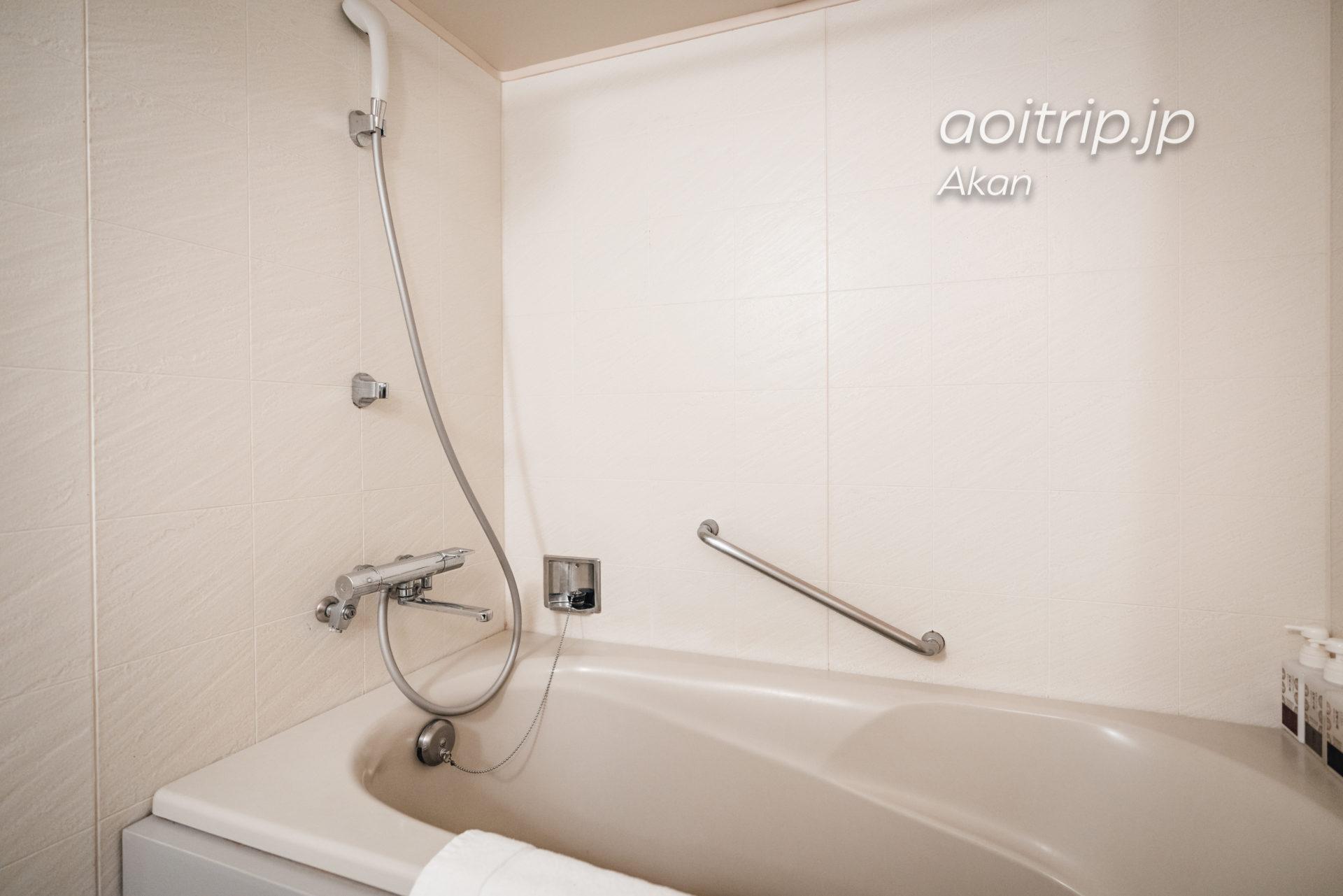 あかん遊久の里 鶴雅【別館】露天風呂付和室2名様用 バスルーム