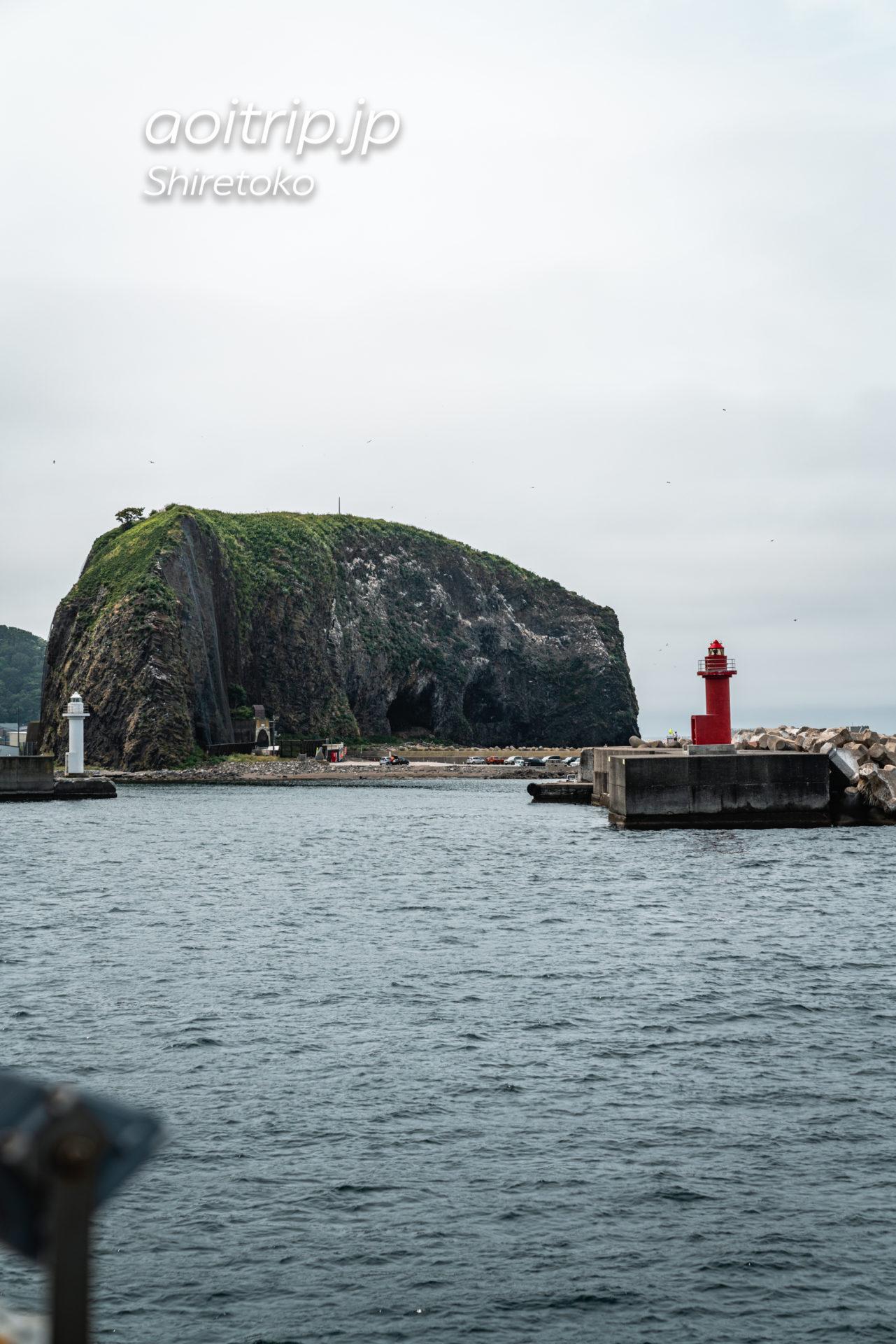 オロンコ岩 Oronko Rock