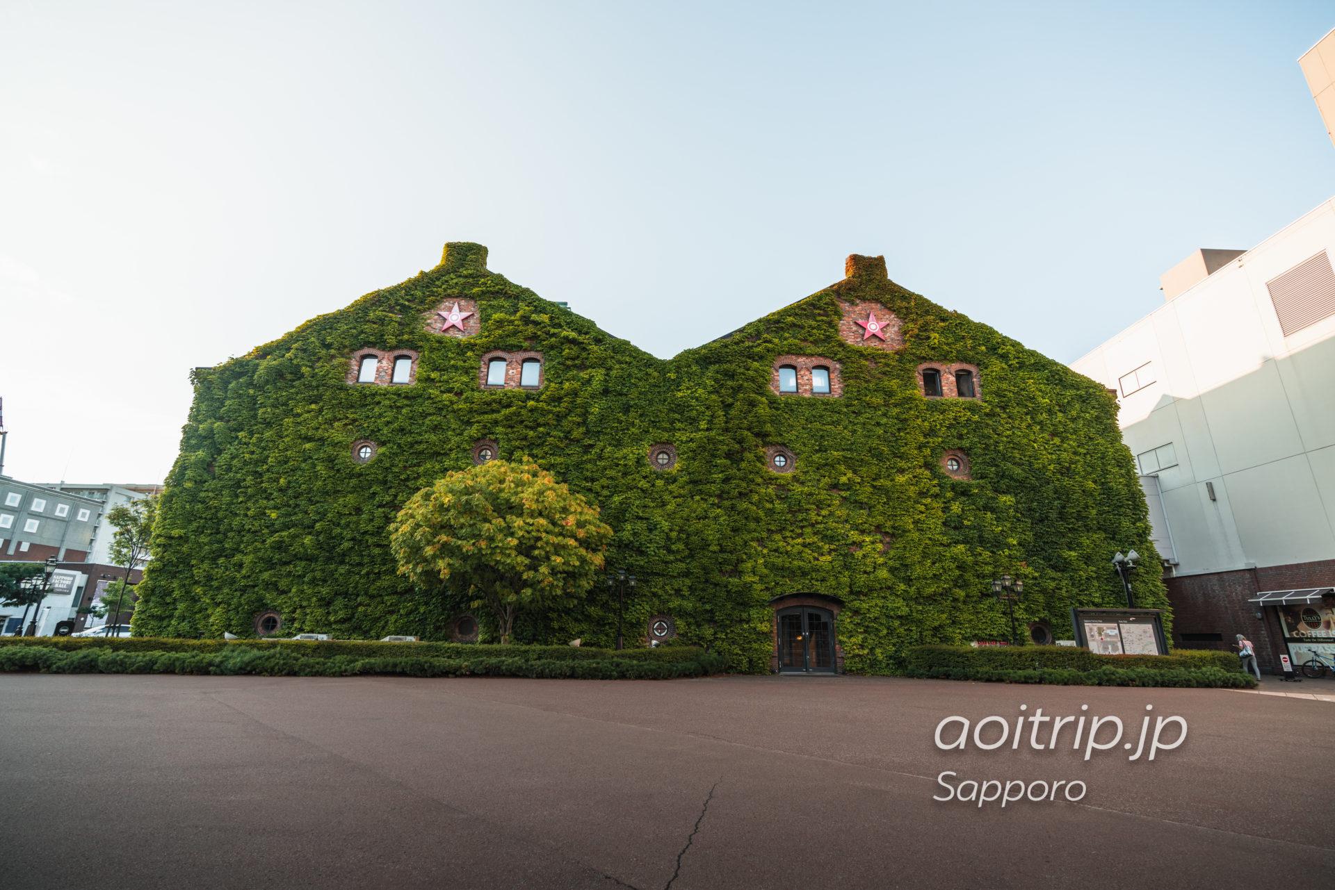 北海道の夏 サッポロファクトリー赤煉瓦館