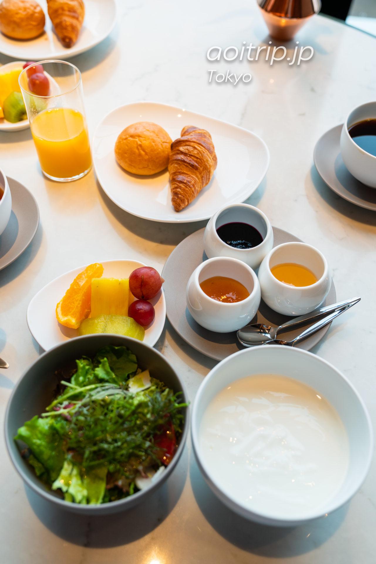 メズム東京のレストラン Chef's Theatre 朝食