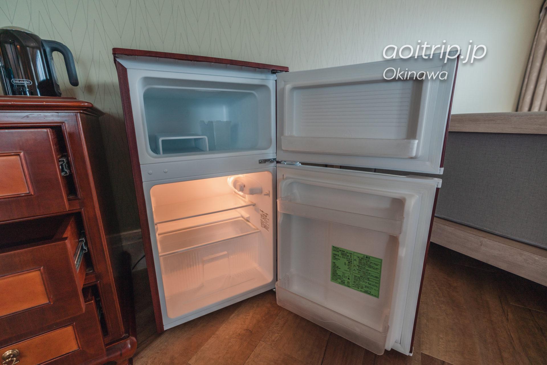オキナワ マリオット リゾート & スパ 冷蔵庫