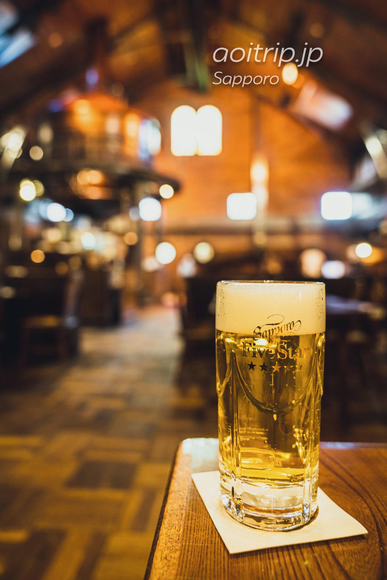 サッポロビール園のサッポロファイブスター