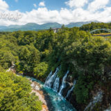 美瑛町 白ひげの滝 Shirahige Falls, Biei