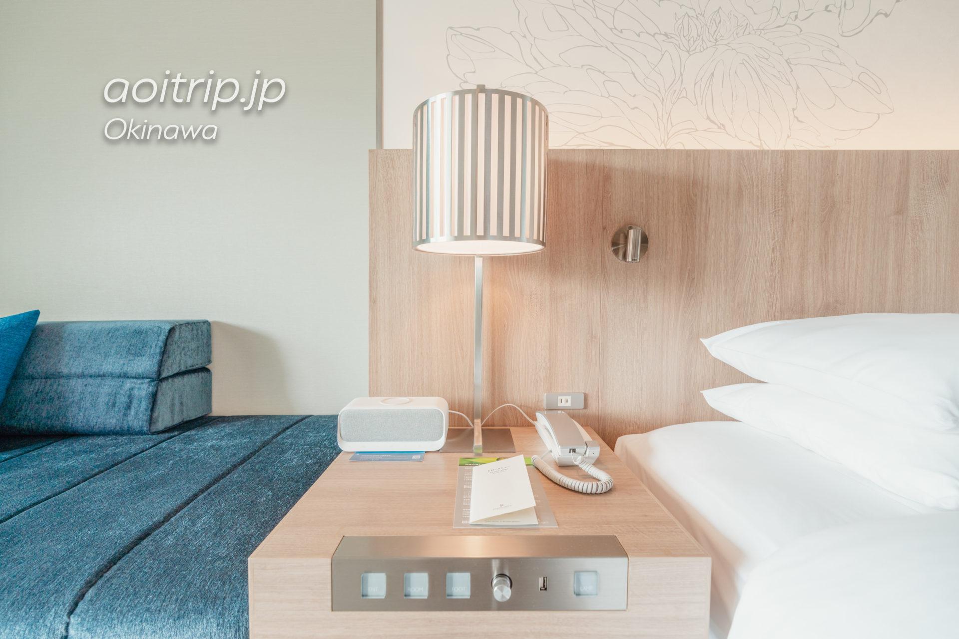 ルネッサンスリゾート オキナワの客室 デラックス ツインルーム Deluxe Twin Room