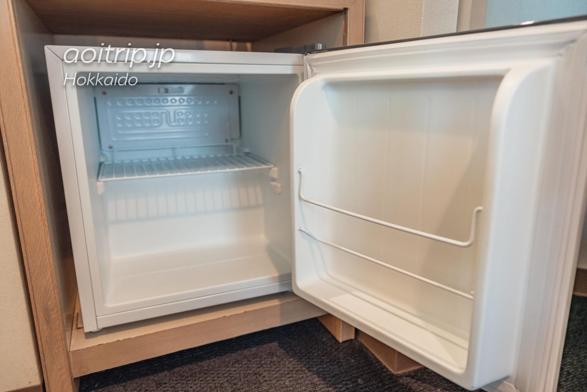 星野リゾートトマムザタワーの冷蔵庫