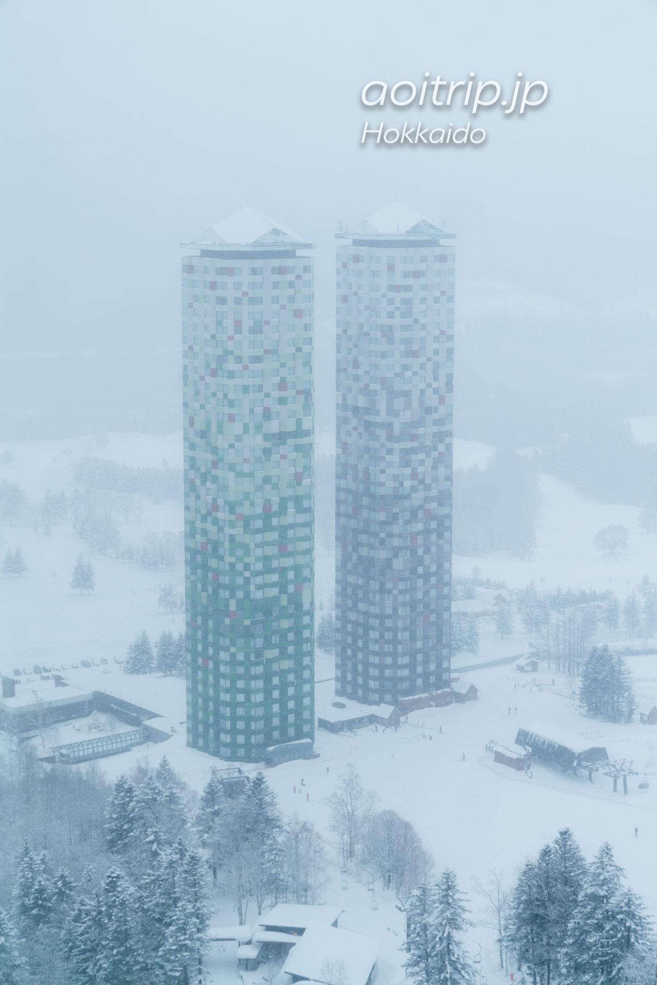 星野リゾート トマム ザ タワー Hohino Resorts Tomamu The Tower
