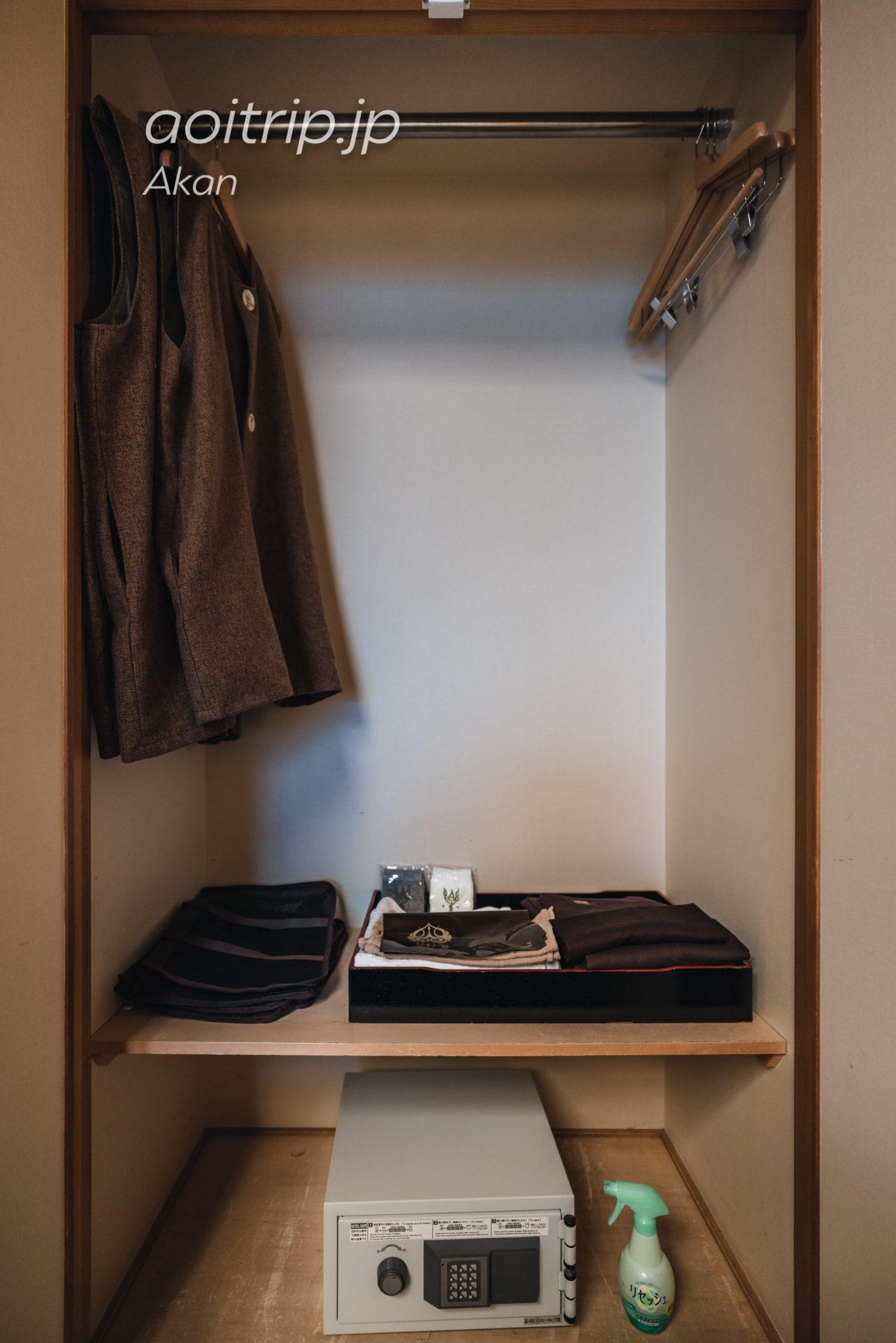 あかん湖 鶴雅ウイングスの客室 【湖側】和室ツイン(バス付)