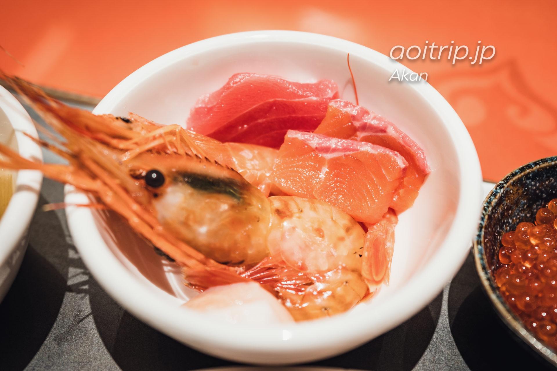 北海道ビュッフェ HAPOの夕食ビュッフェ