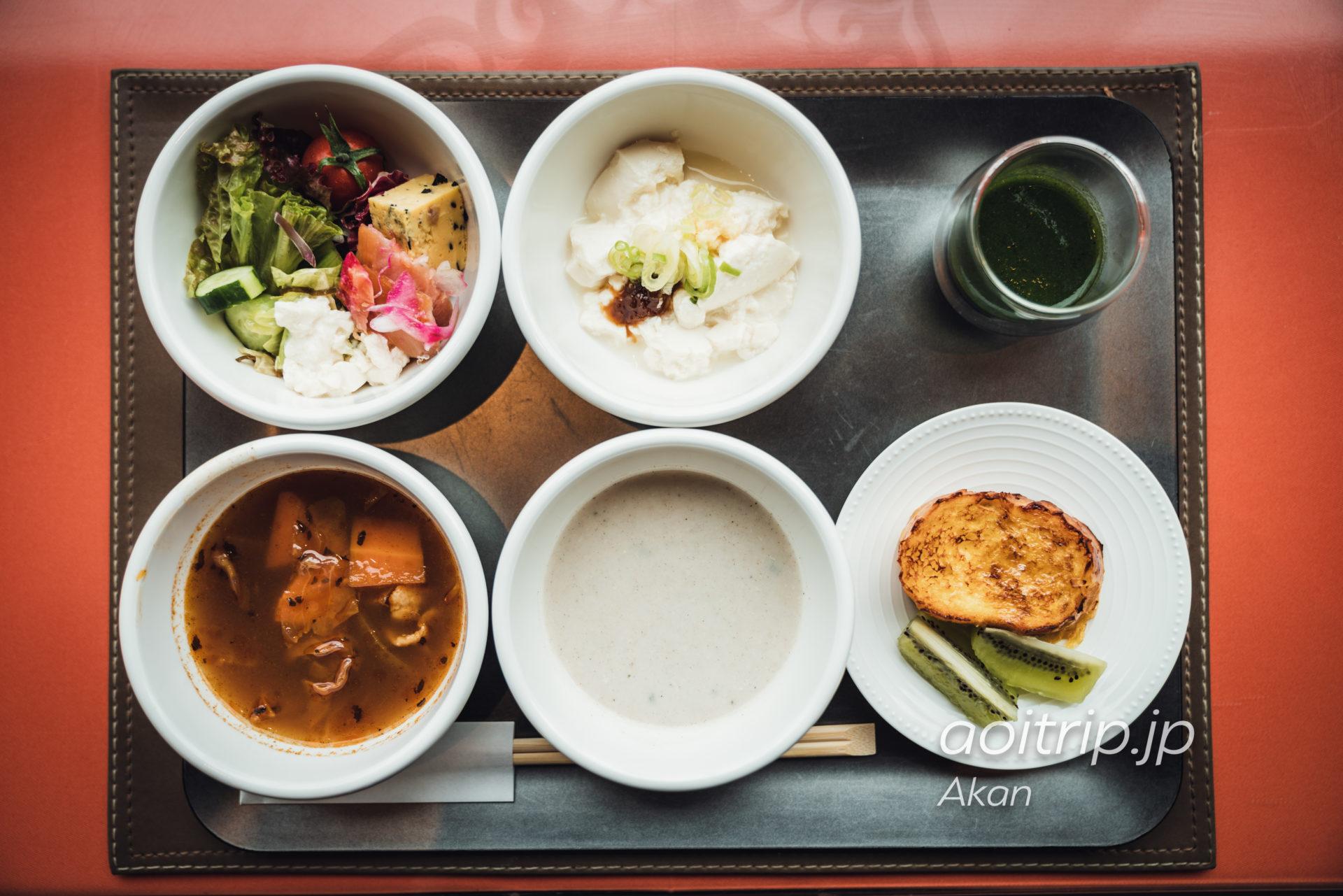 北海道ビュッフェ HAPOの朝食ビュッフェ