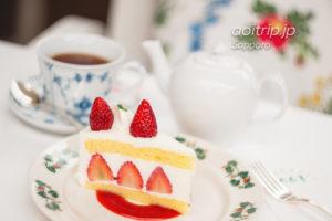 六花亭 イチゴのショートケーキ