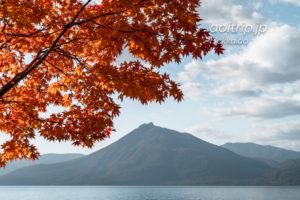 支笏湖 Lake Shikotsu