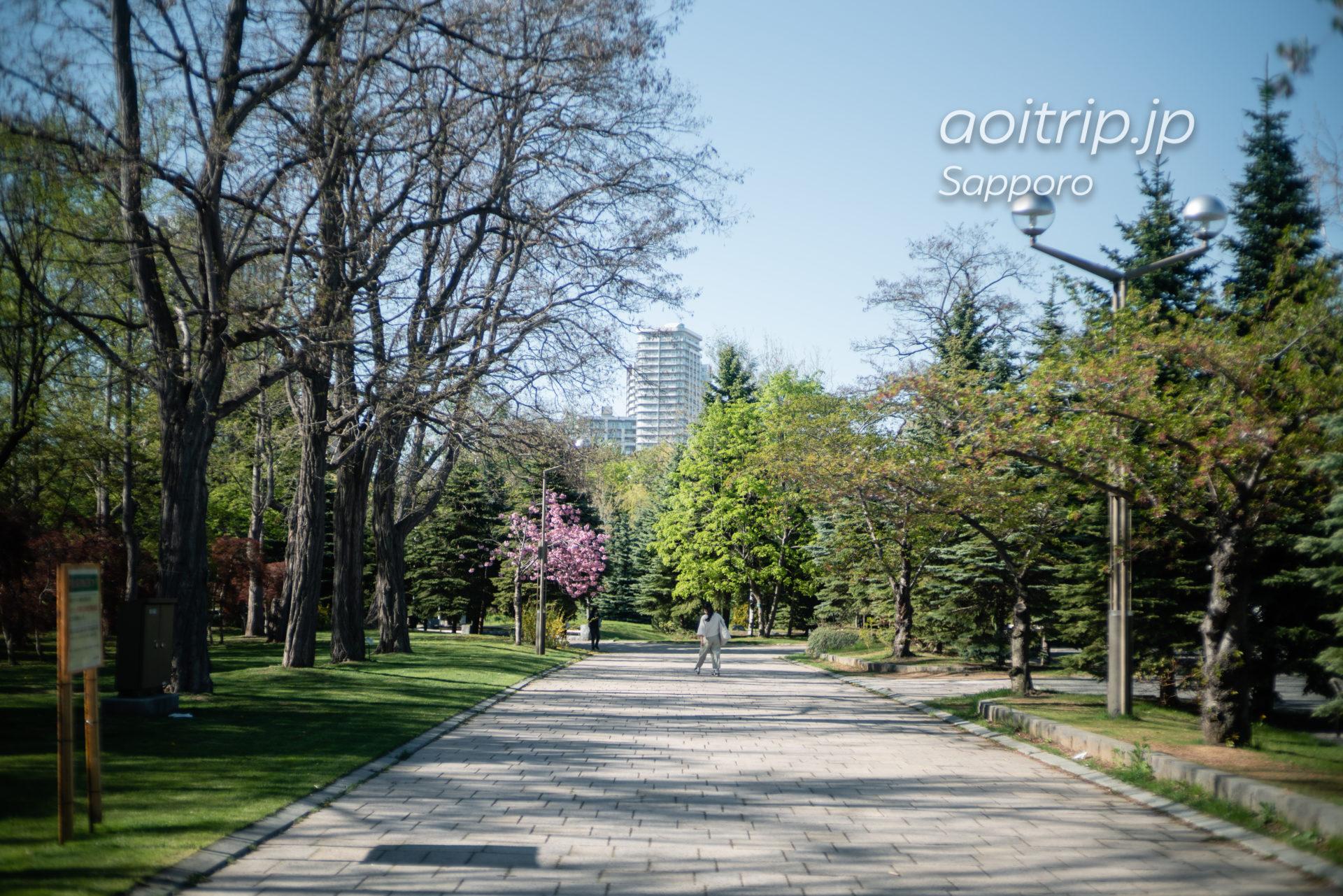札幌の中島公園