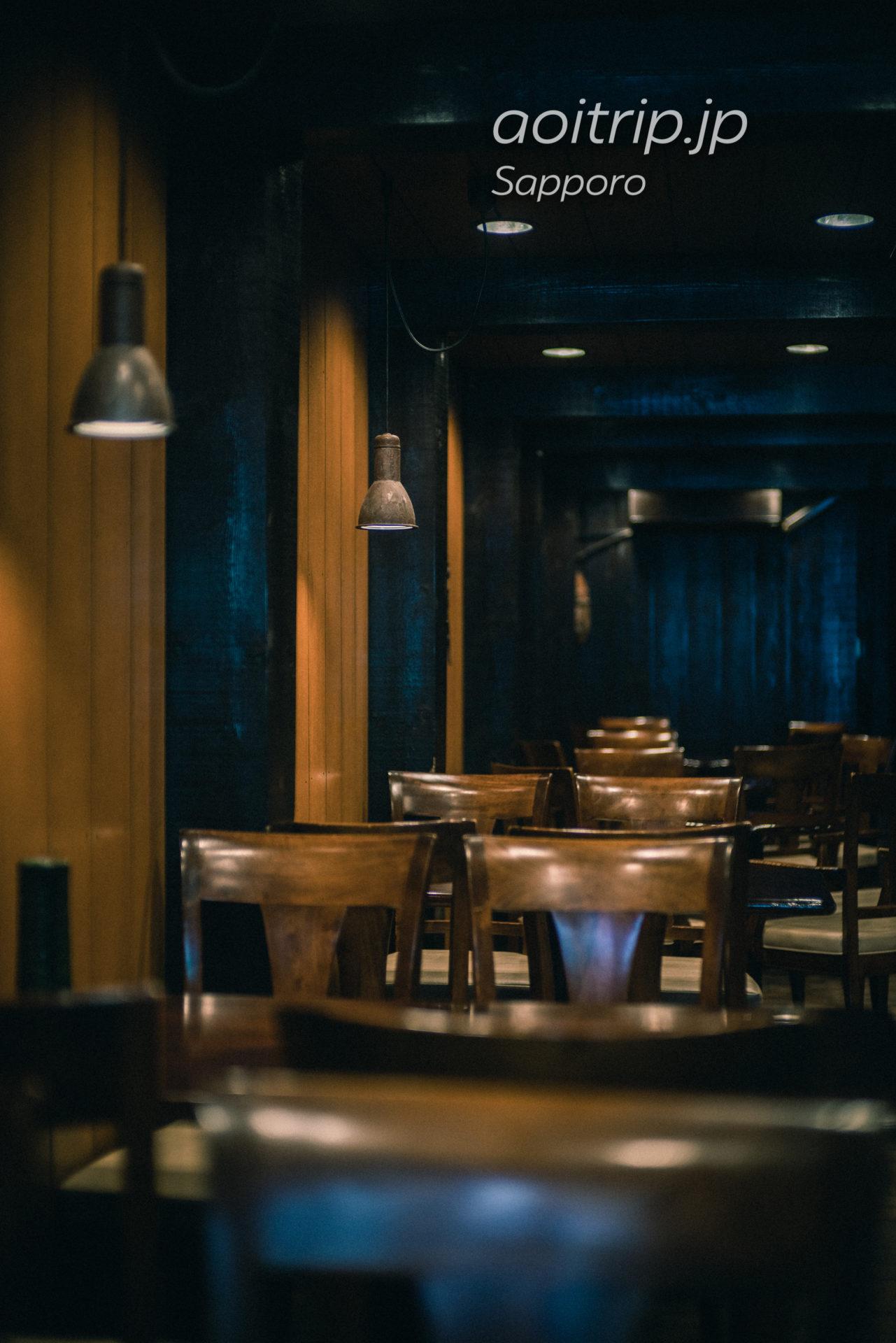 札幌のカフェ CAFÉ RANBAN