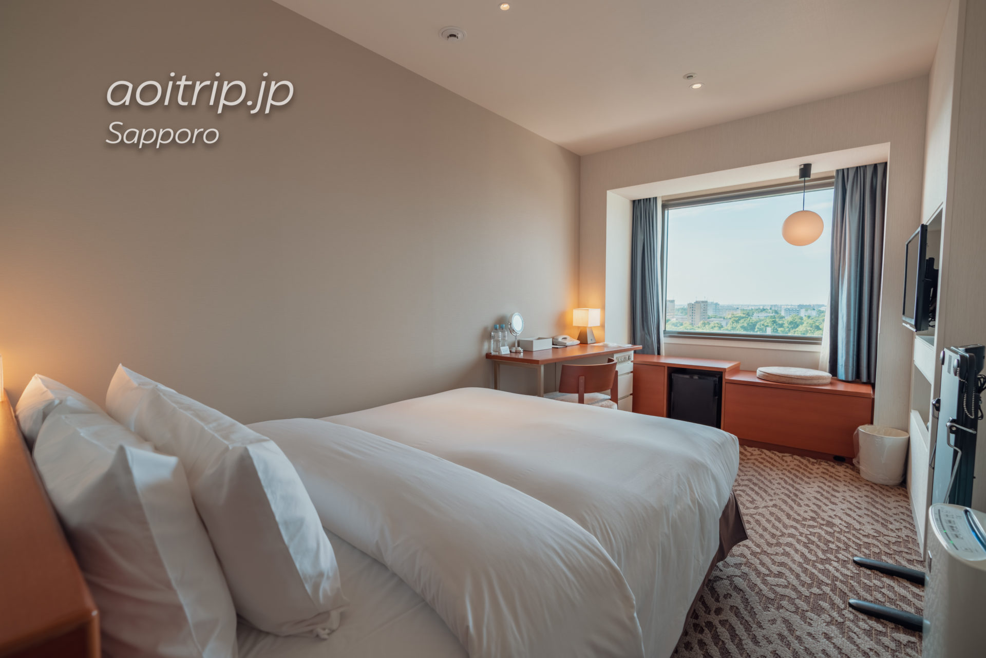 京王プラザホテル札幌 スーペリアダルルルーム Superior Double Room