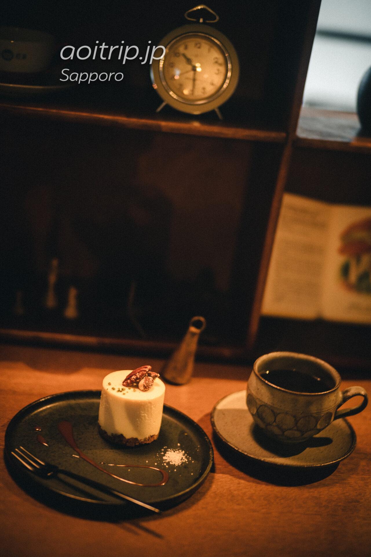 札幌のカフェ カルメル堂