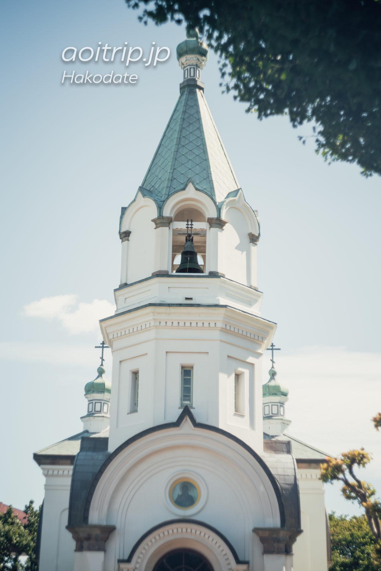 函館ハリストス正教会 Hakodate Orthodox Church