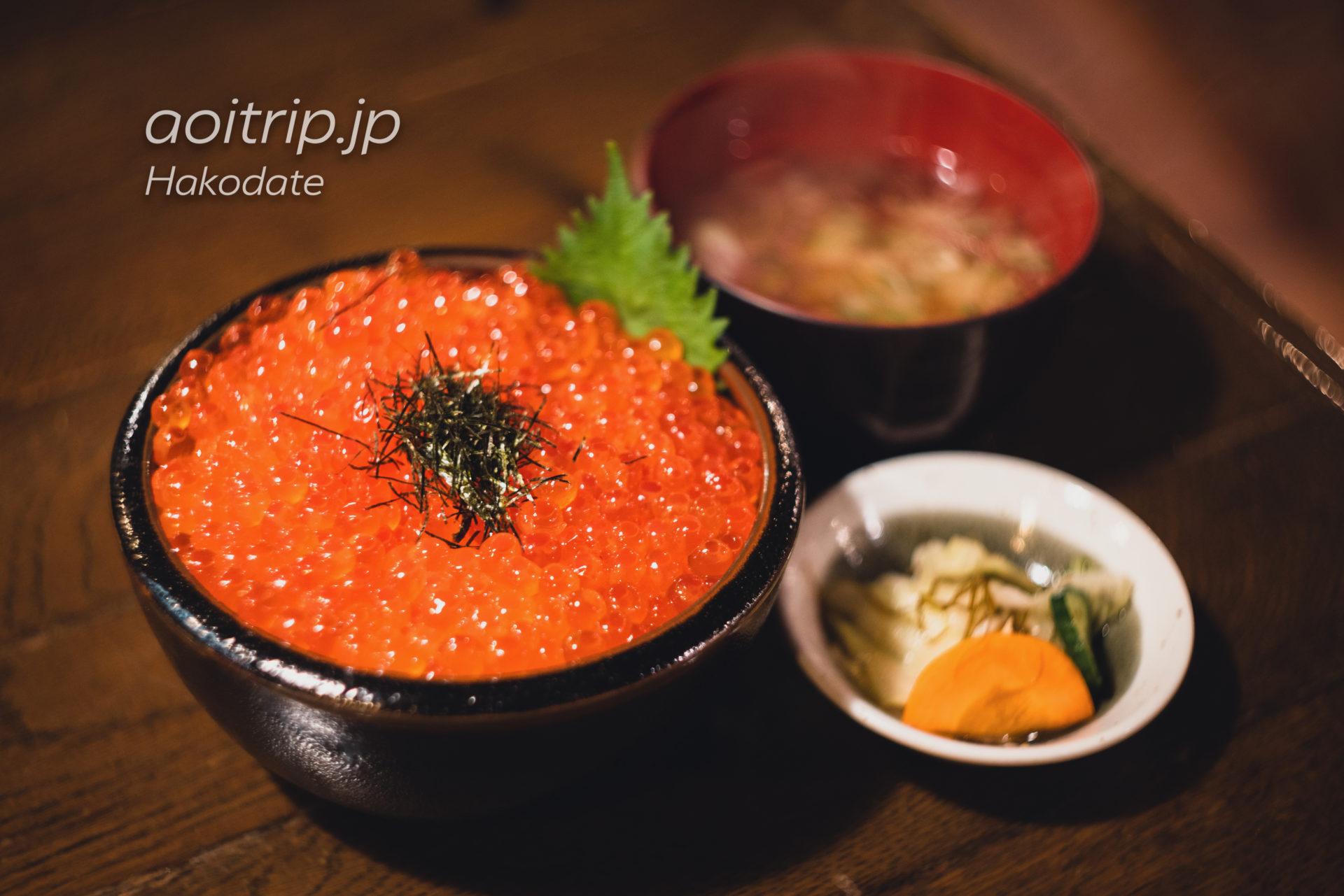 函館の海鮮料理屋さん 海光房 Kaikoubou いくら丼