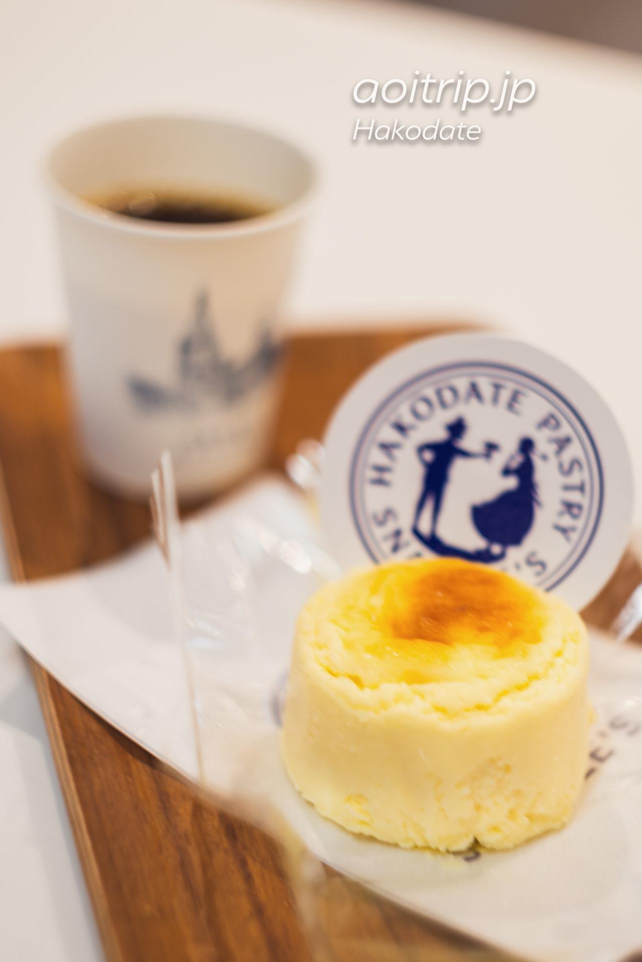 函館 スナッフルスのチーズオムレット