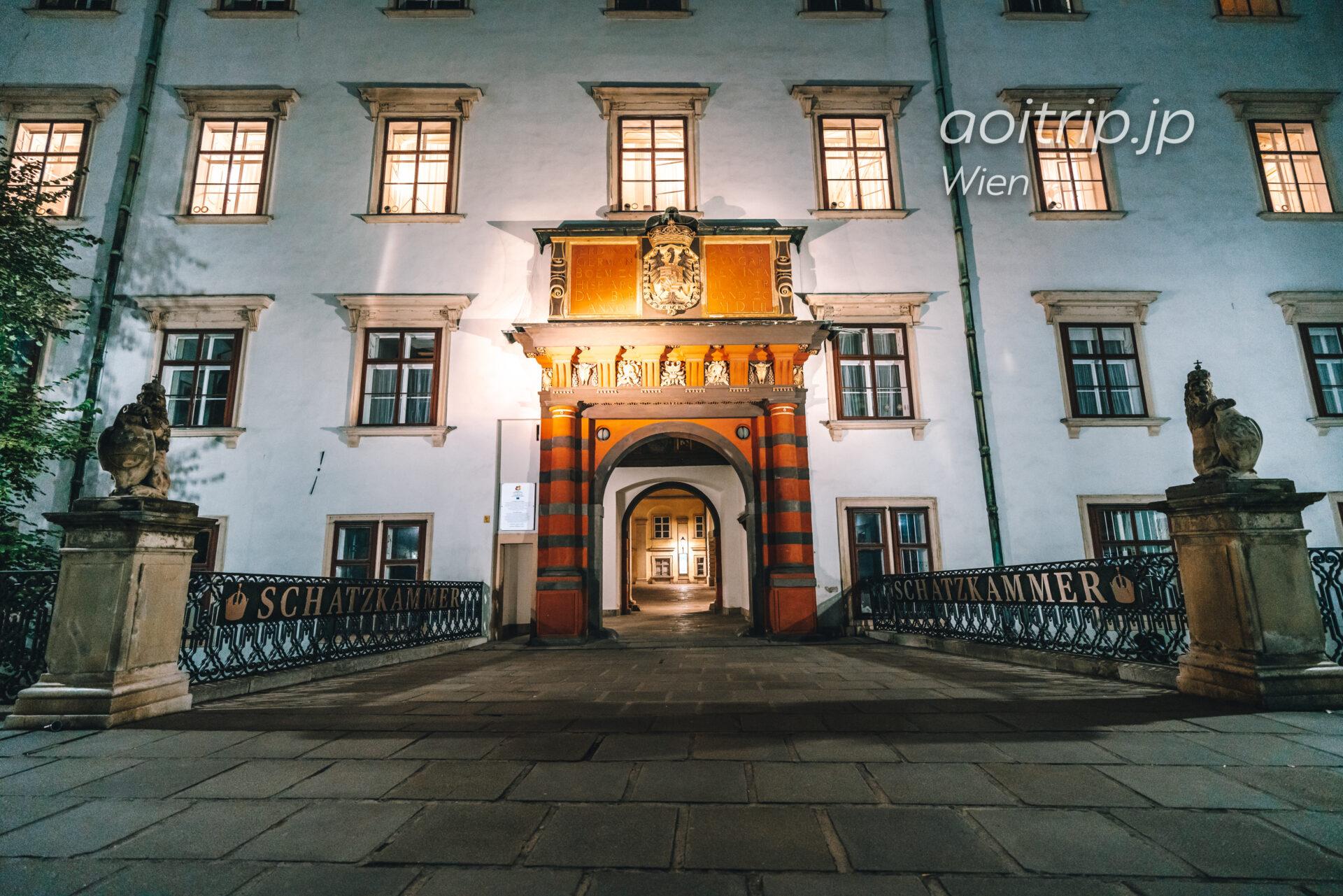 ウィーンのスイス門