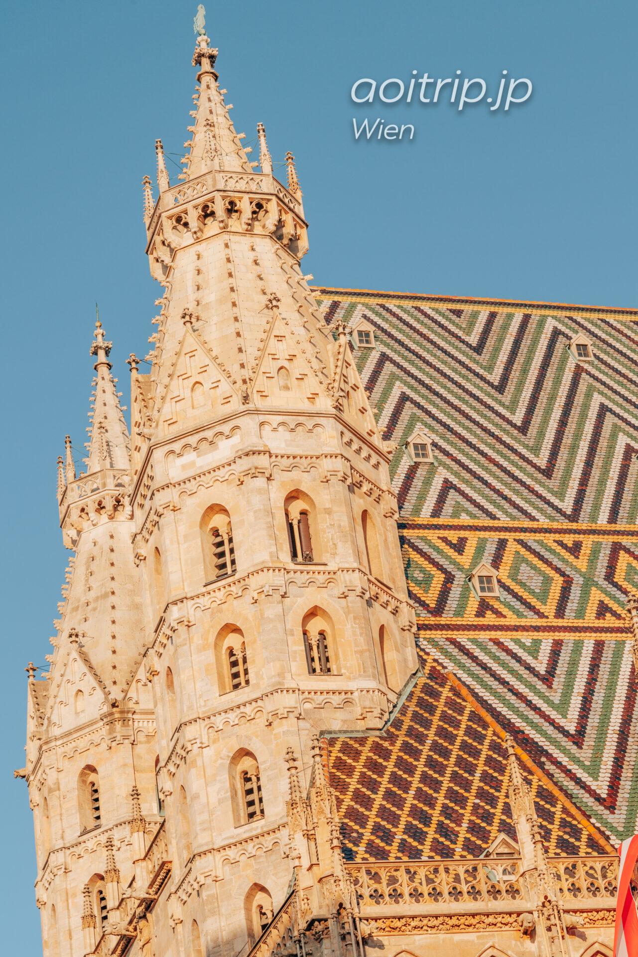 ウィーン シュテファン大聖堂