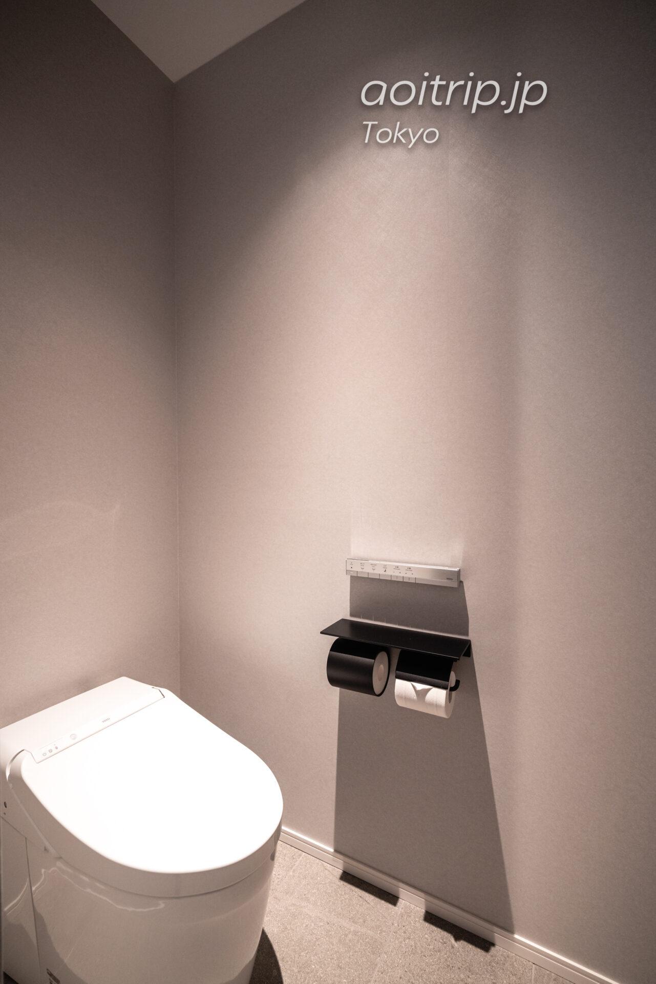 ACホテル東京銀座のトイレ