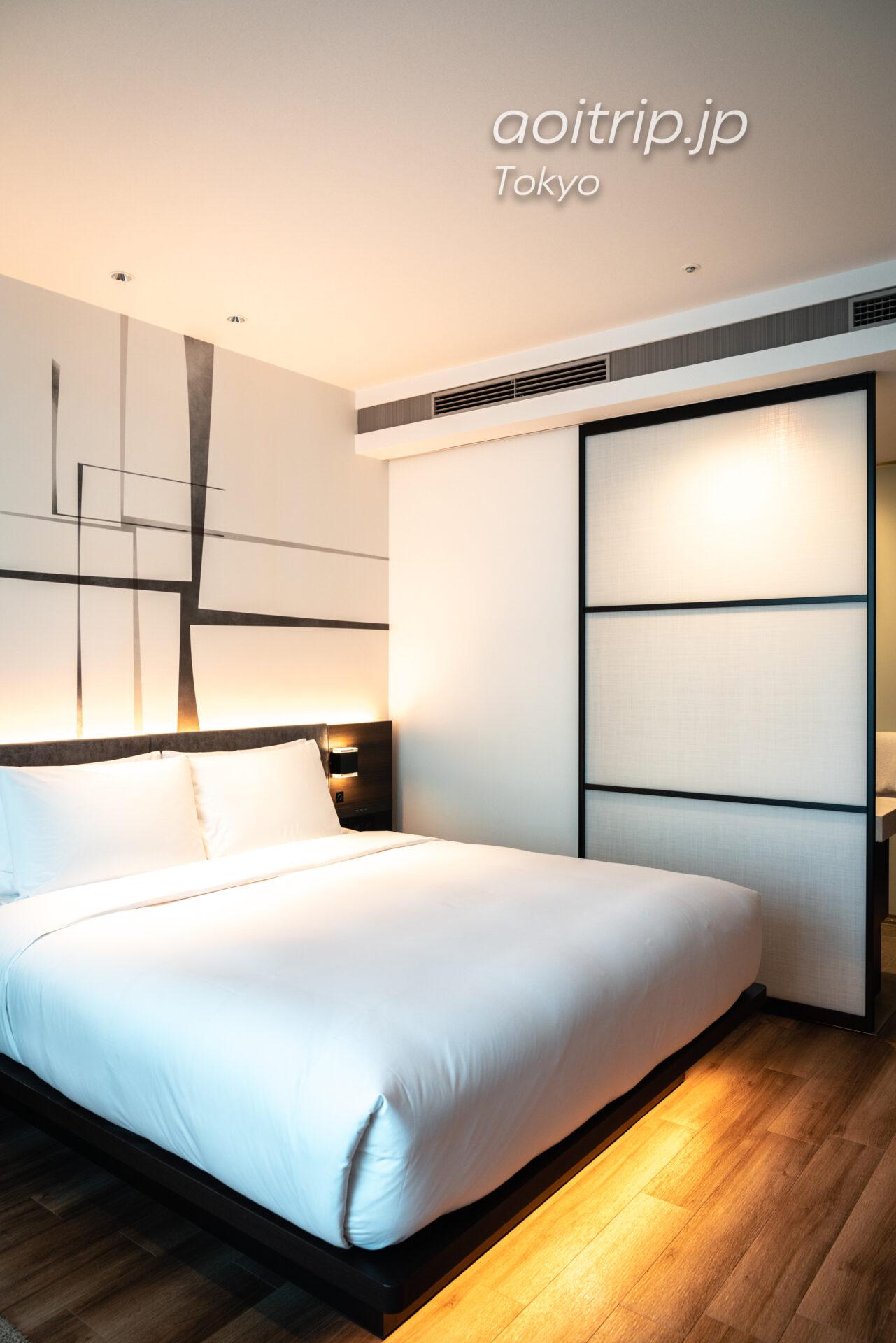 ACホテル東京銀座 AC Hotel Tokyo Ginzaの客室