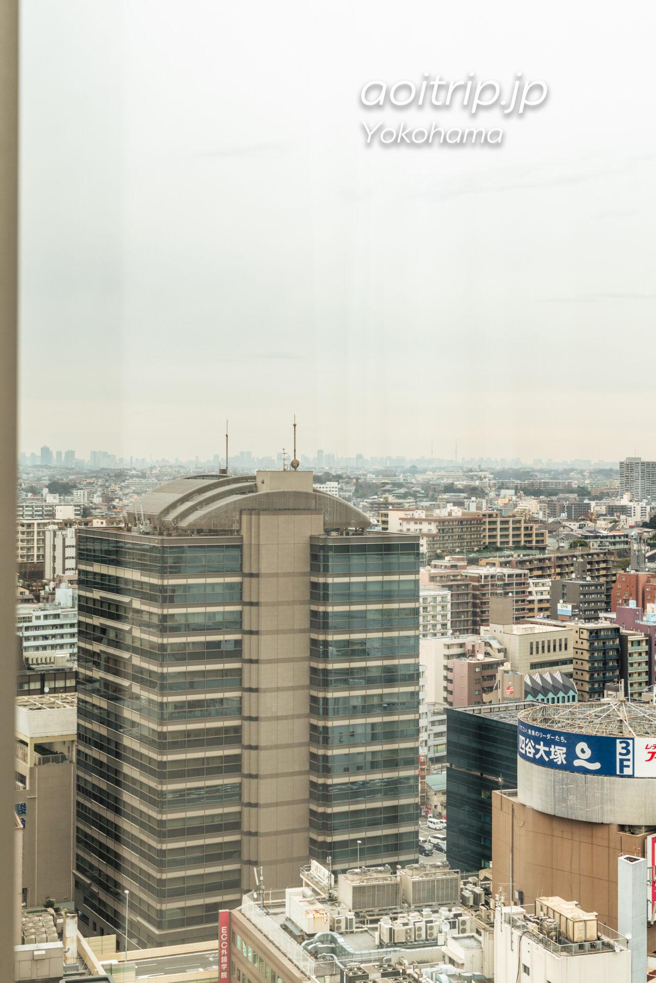 横浜ベイシェラトン ホテル&タワーズ 宿泊記|Yokohama Bay Sheraton Hotel & Towers ラグジュアリー デラックス キング Luxury Deluxe King 東京タワー・東京スカイツリーの眺望