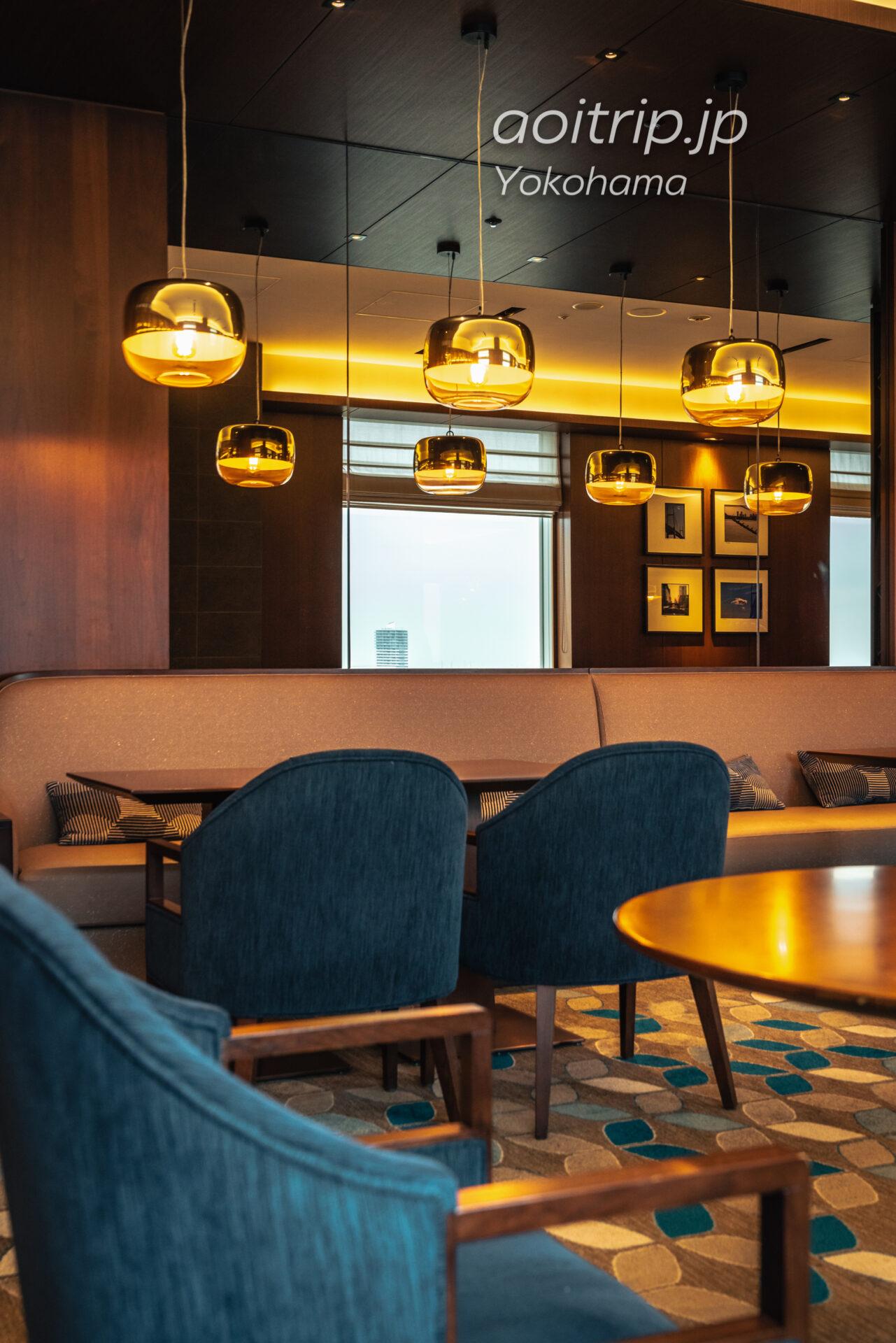 横浜ベイシェラトン ホテル&タワーズ 宿泊記|Yokohama Bay Sheraton Hotel & Towers クラブラウンジ