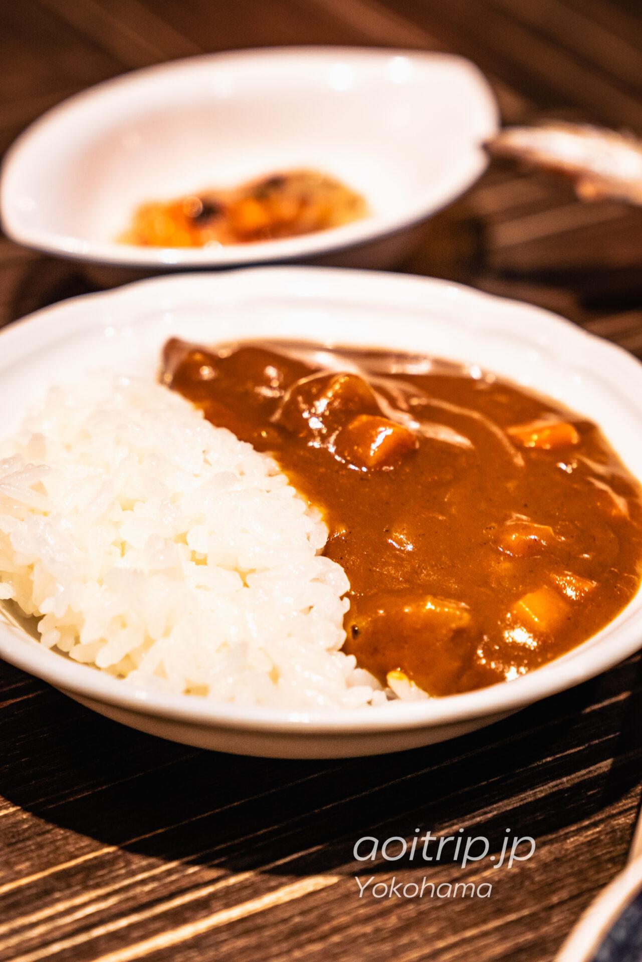 横浜ベイシェラトン ホテル&タワーズ 宿泊記|Yokohama Bay Sheraton Hotel & Towers 朝食ビュッフェのカレーライス