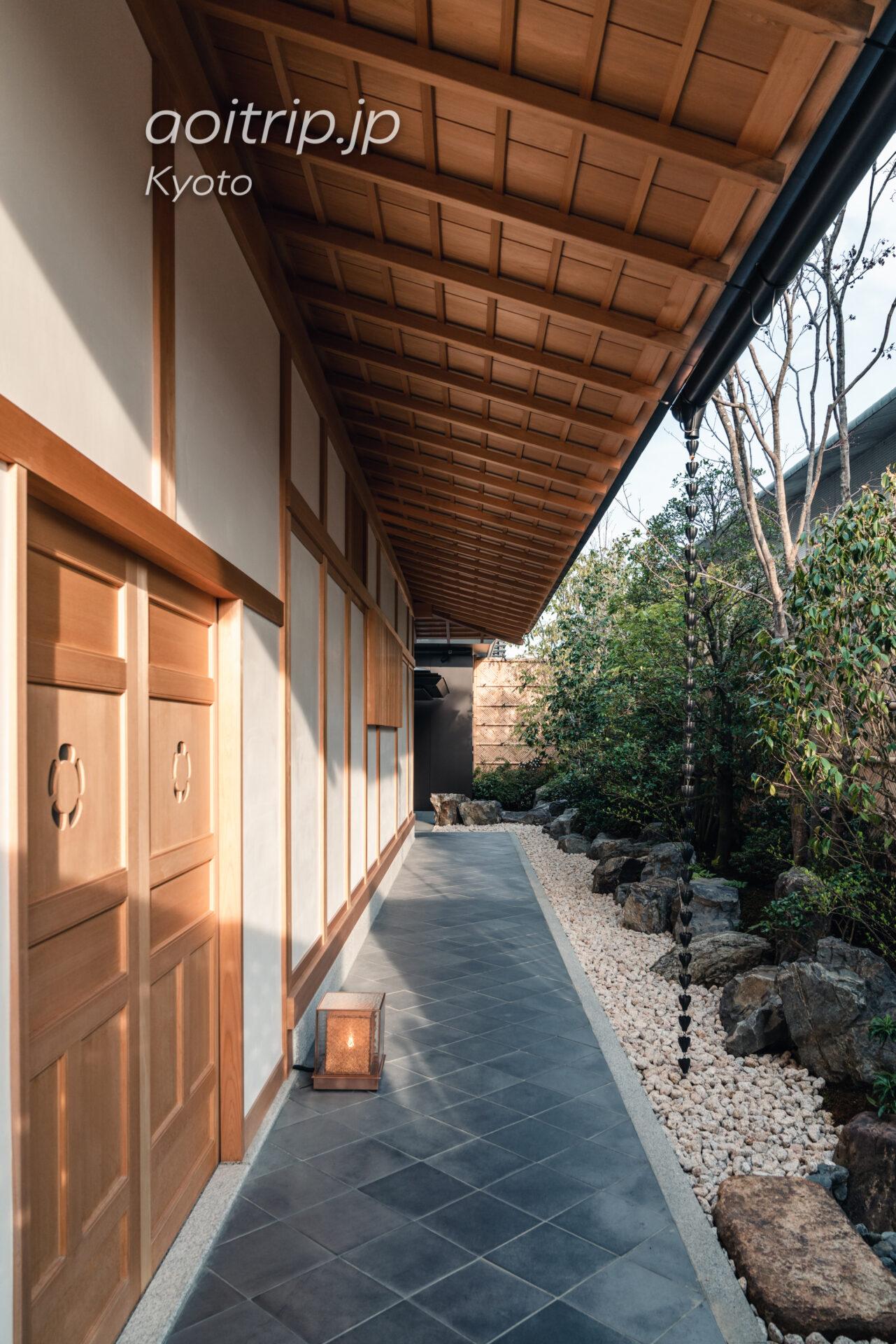 HOTEL THE MITSUI KYOTOの四季の間 Shiki-no-ma
