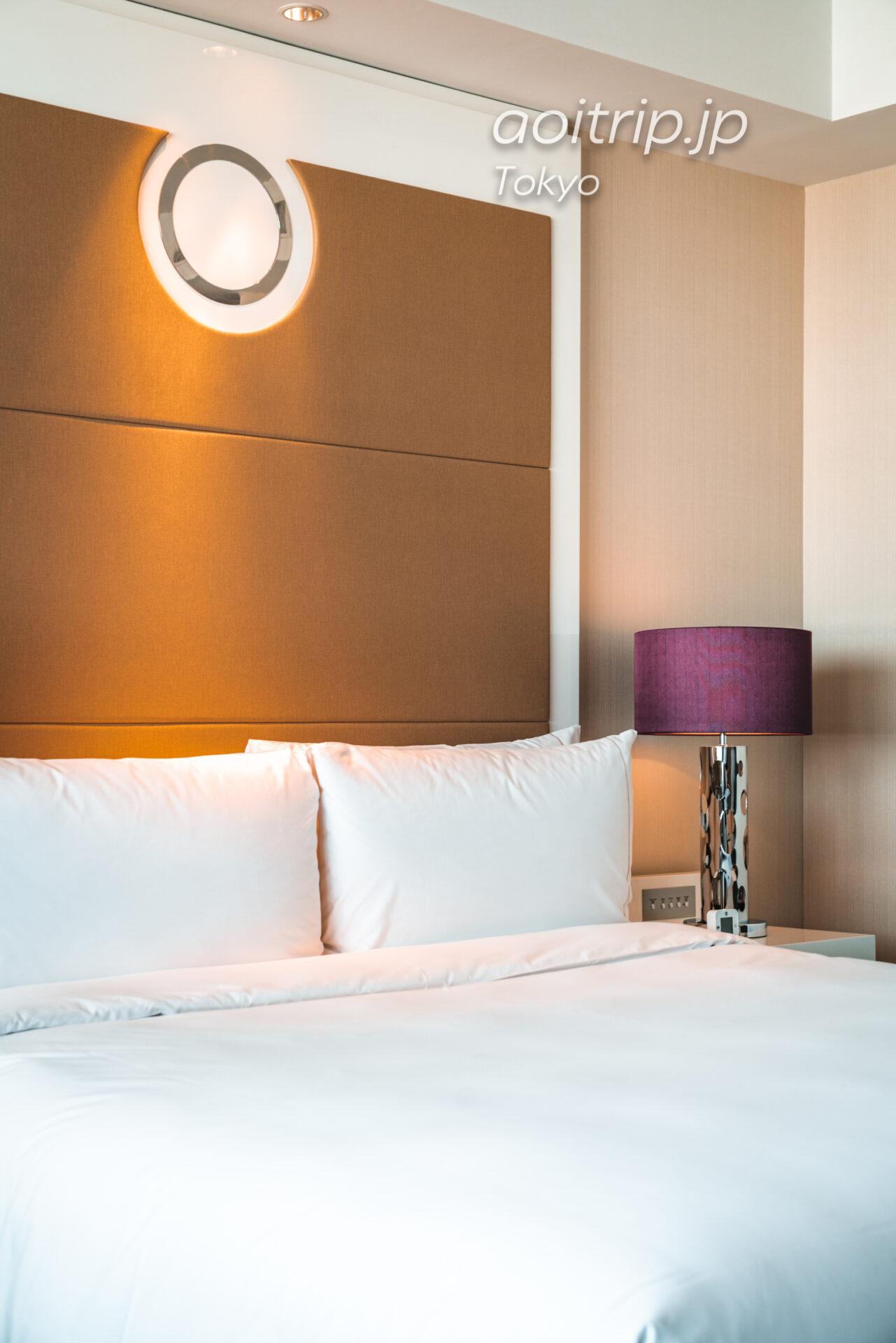 東京マリオットホテルの客室 エグゼクティブ デラックスキング Executive Deluxe Room