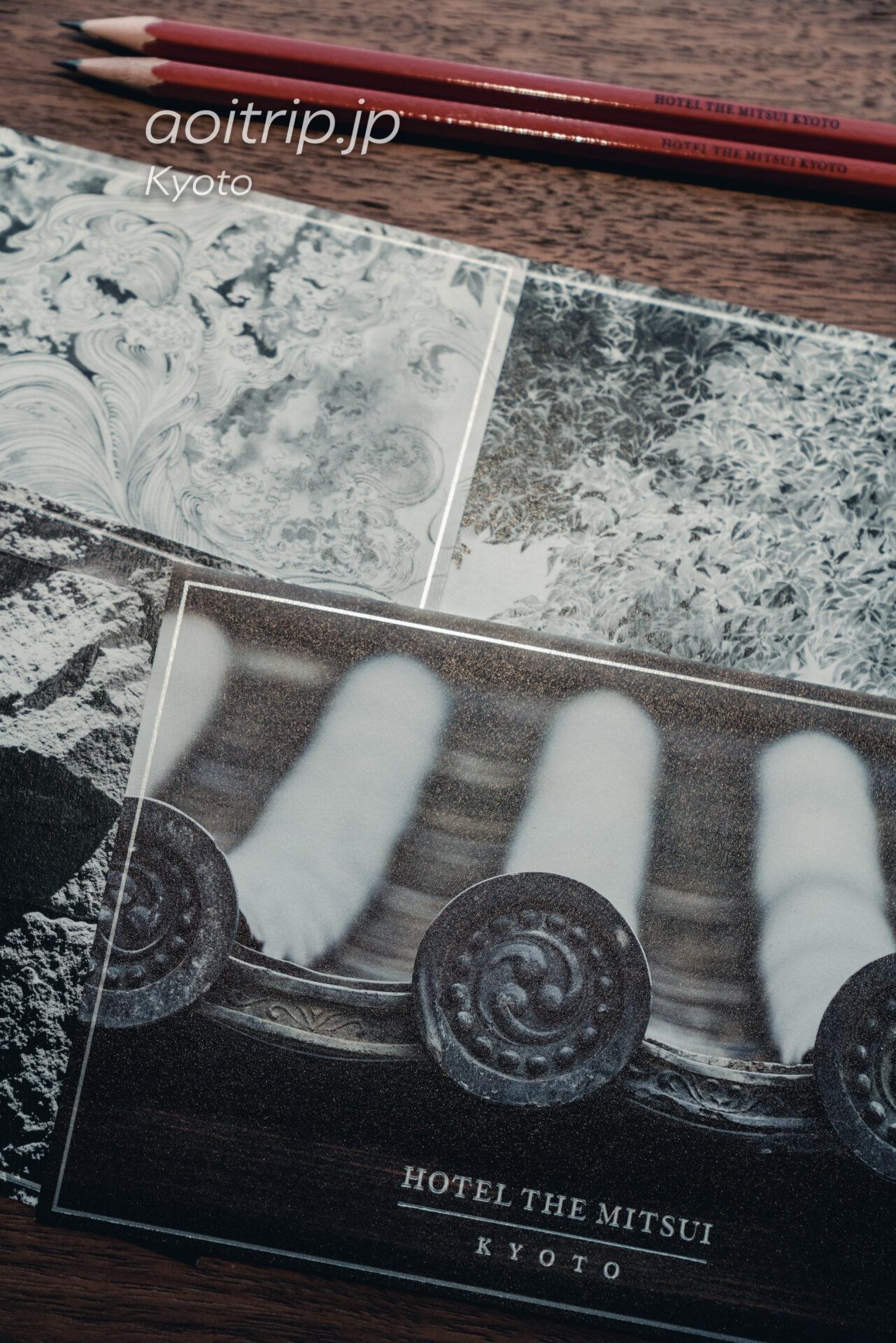 HOTEL THE MITSUI KYOTO ポストカード