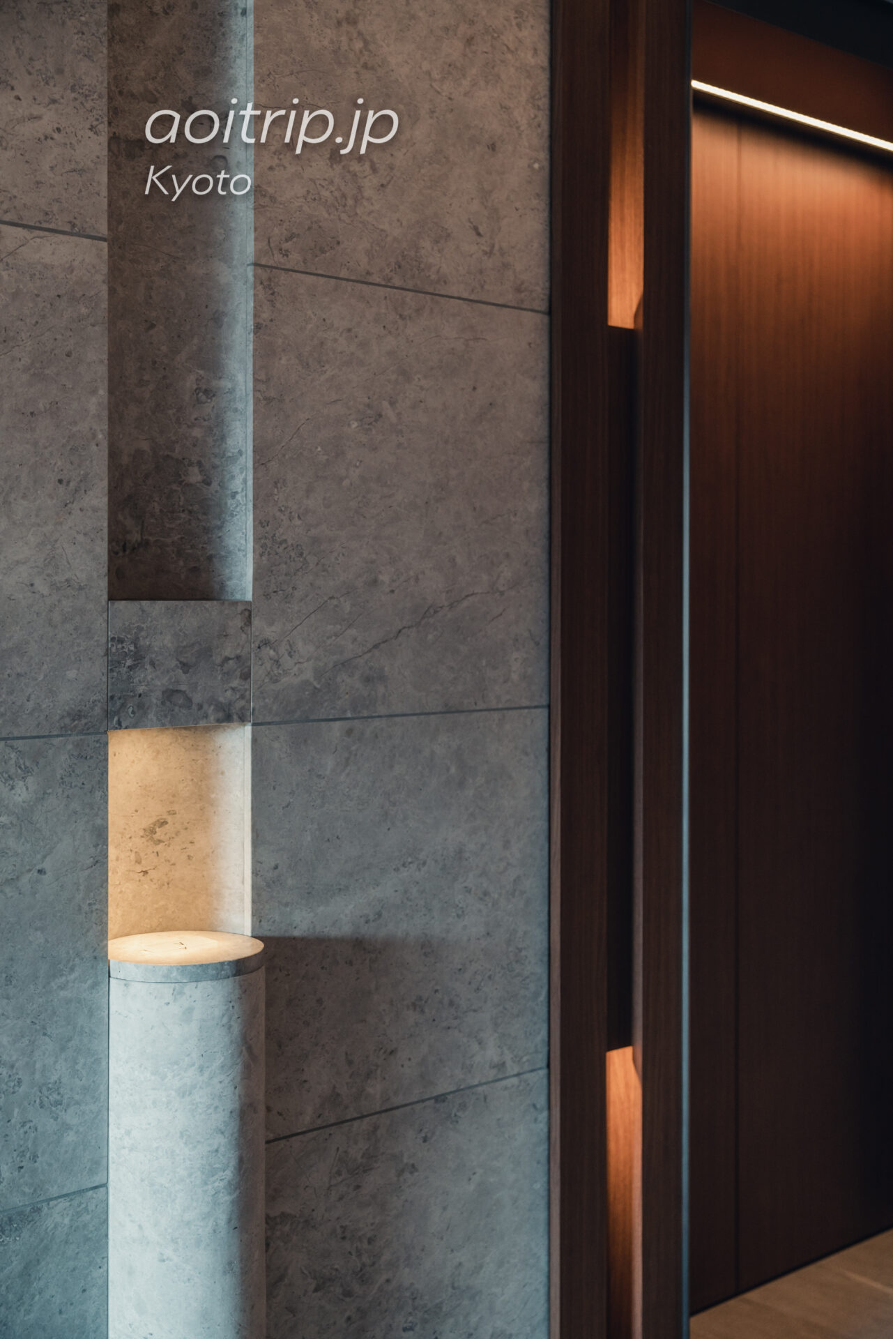 HOTEL THE MITSUI KYOTO, a Luxury Collection Hotel & Spa エレベーター