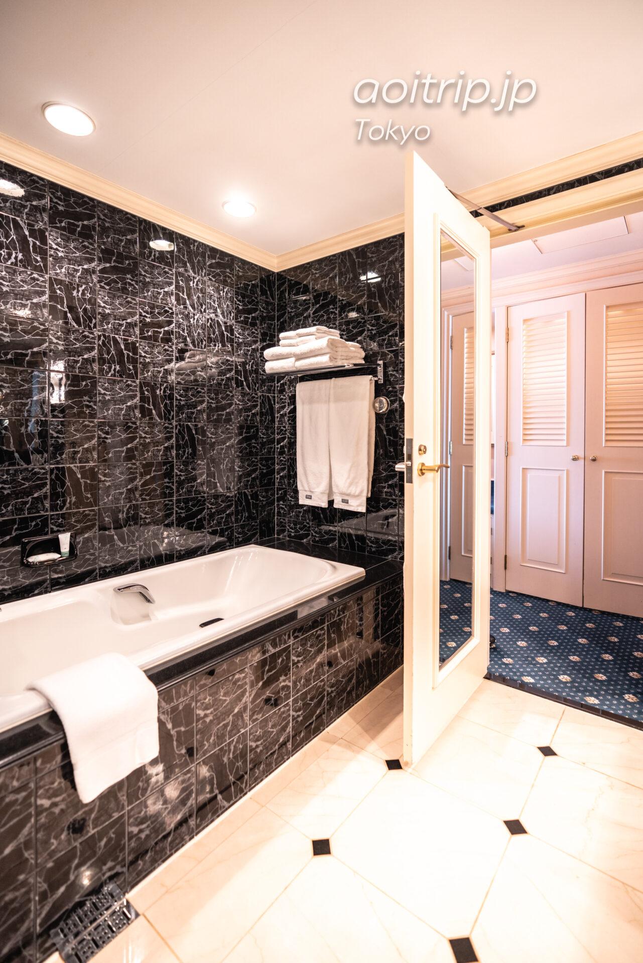 ウェスティン東京 デラックススイート ダブルベッド2台, クラブラウンジ, 東京タワービュー Deluxe Suite 2 Double, Club lounge access, 1 Bedroom Suite, Tokyo Tower view バスルーム