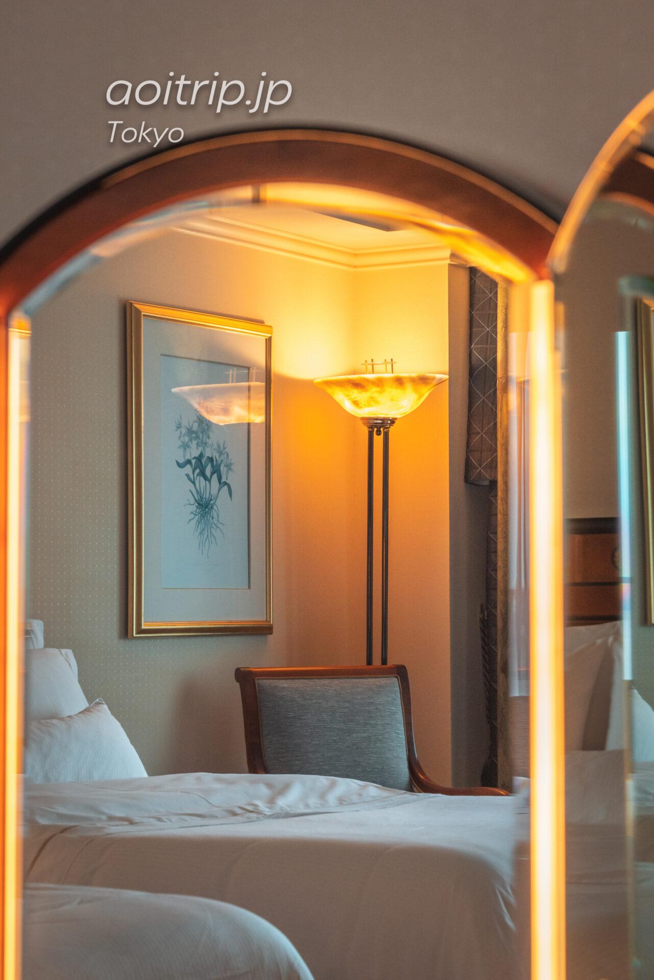 ウェスティン東京 デラックススイート ダブルベッド2台, クラブラウンジ, 東京タワービュー Deluxe Suite 2 Double, Club lounge access, 1 Bedroom Suite, Tokyo Tower view