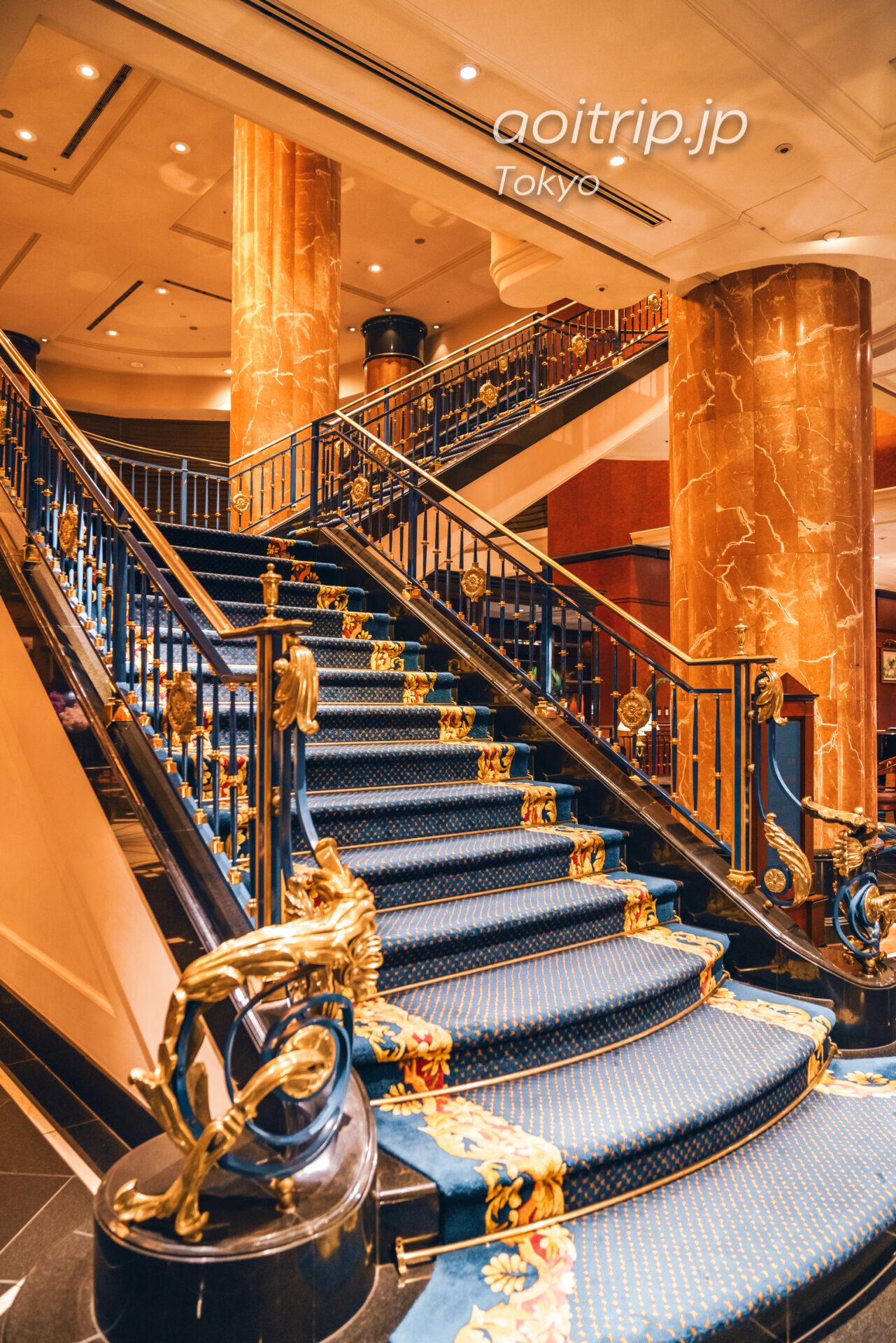 ウェスティンホテル東京 宿泊記|The Westin Tokyo ホテルのロビー