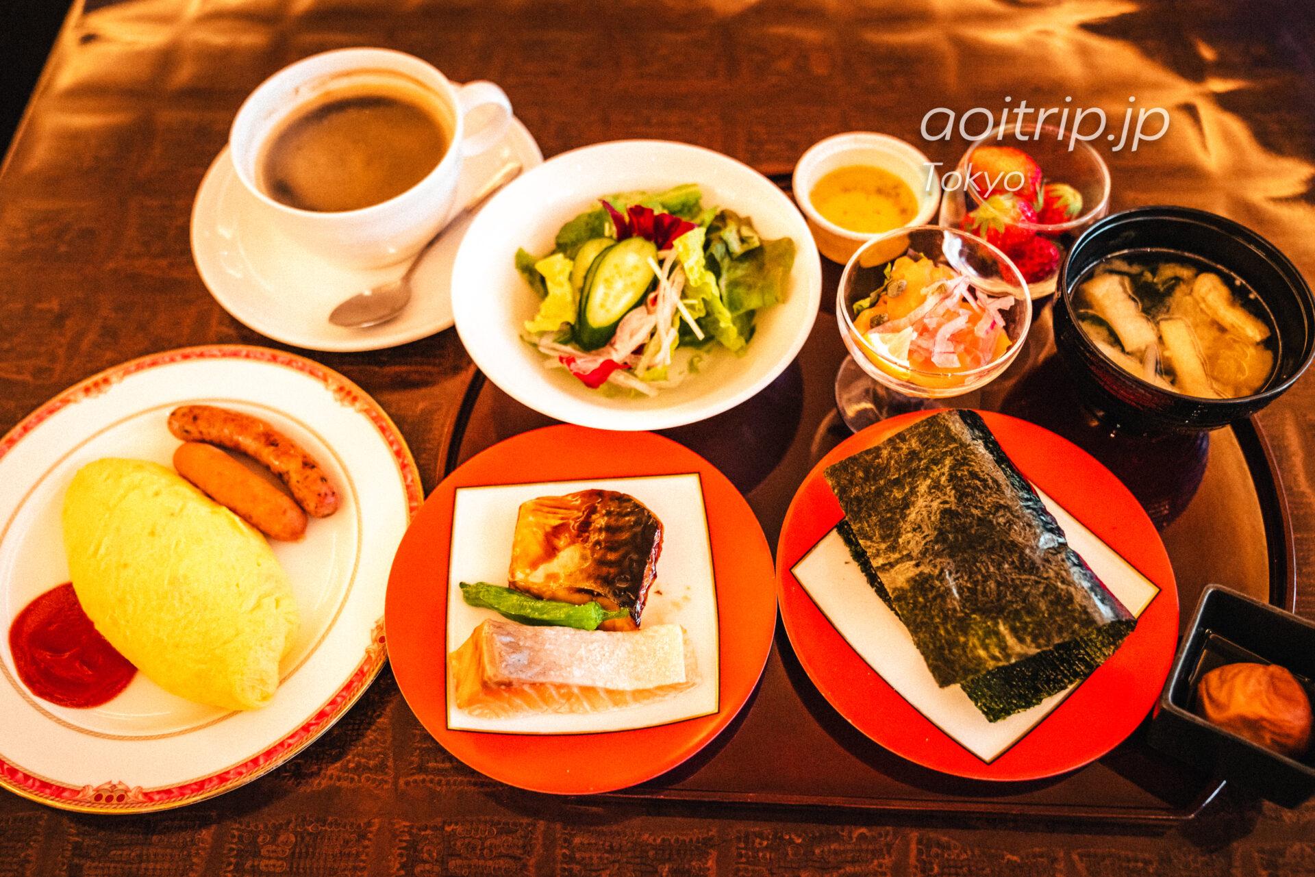 ウェスティンホテル東京 宿泊記|The Westin Tokyo 朝食