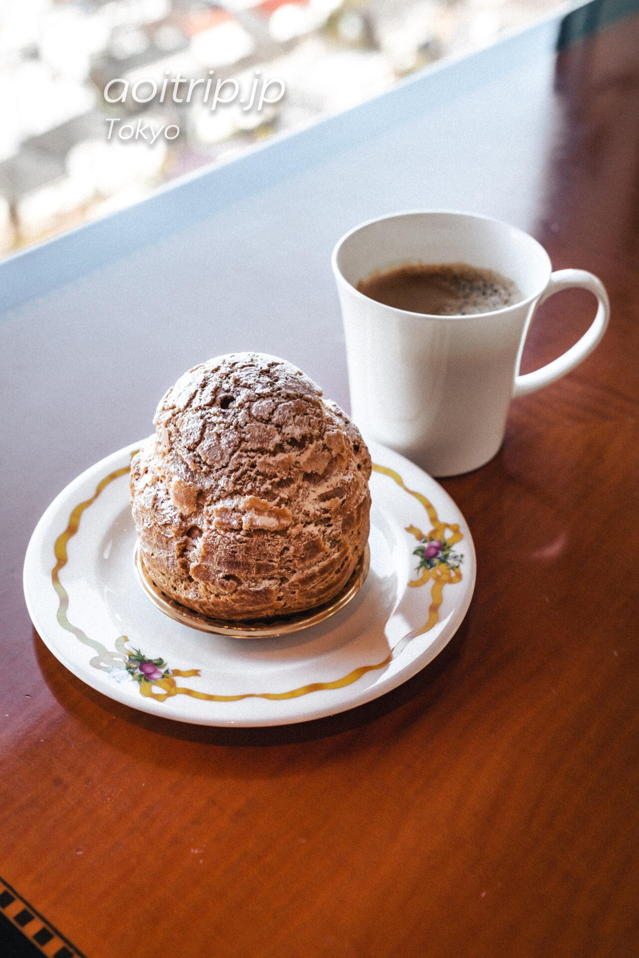 ウェスティン東京のペストリーブティック Westin Deliのシュークリーム Choux Cream
