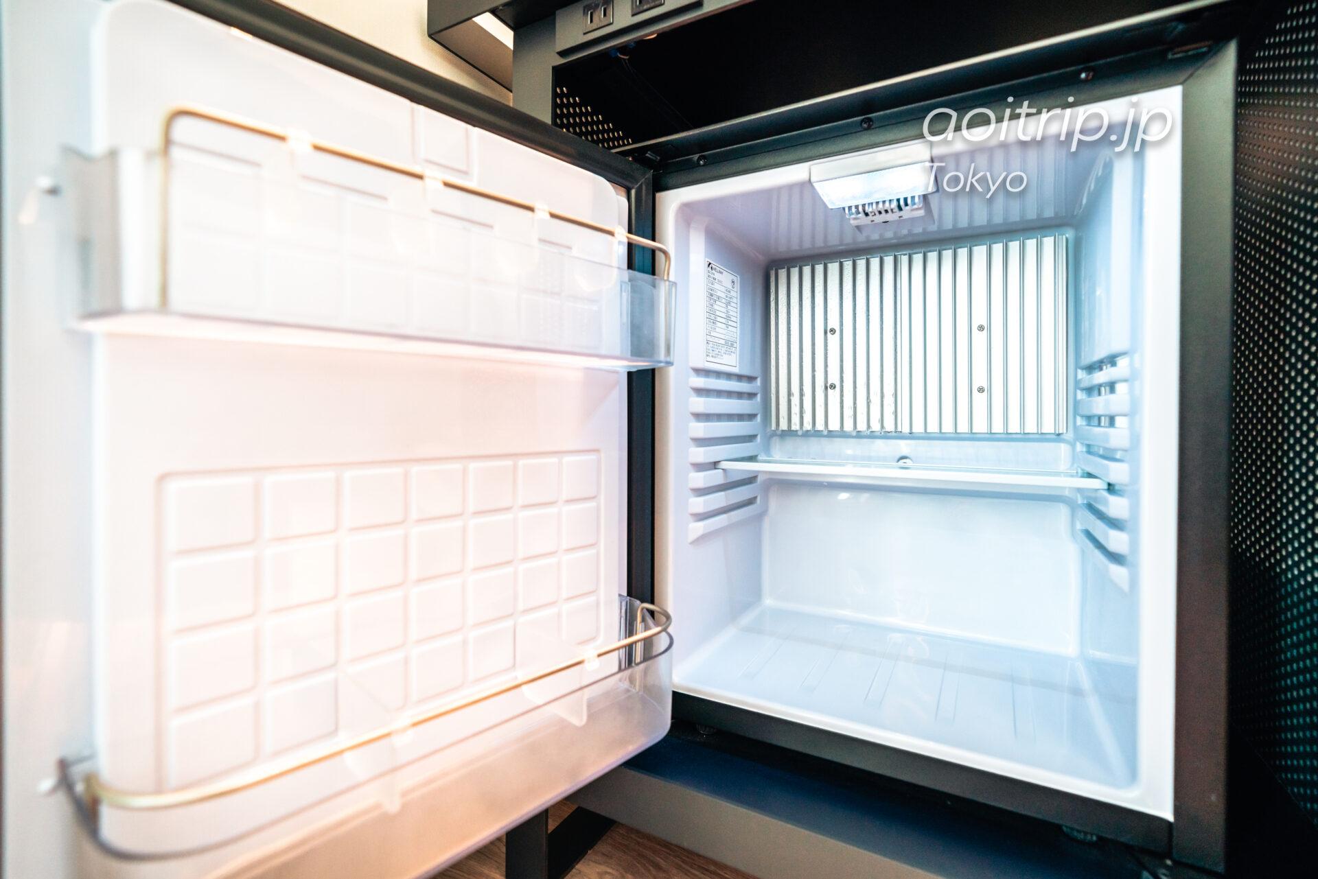 アロフト東京銀座の冷蔵庫