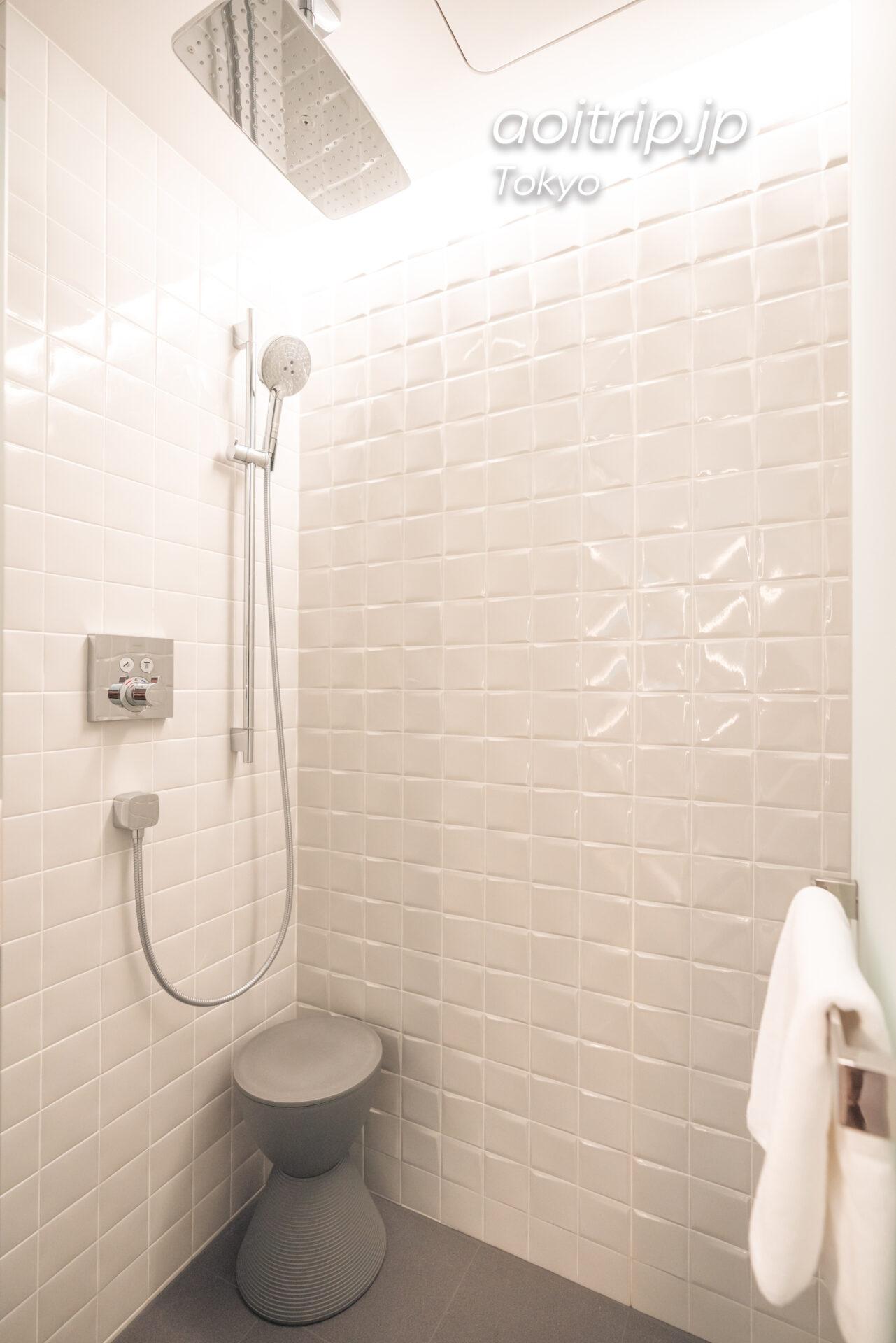 アロフト東京銀座のバスルーム