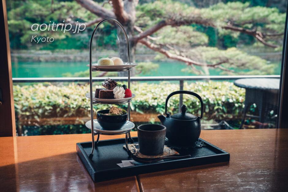 京都嵐山 八翠のおさんじ