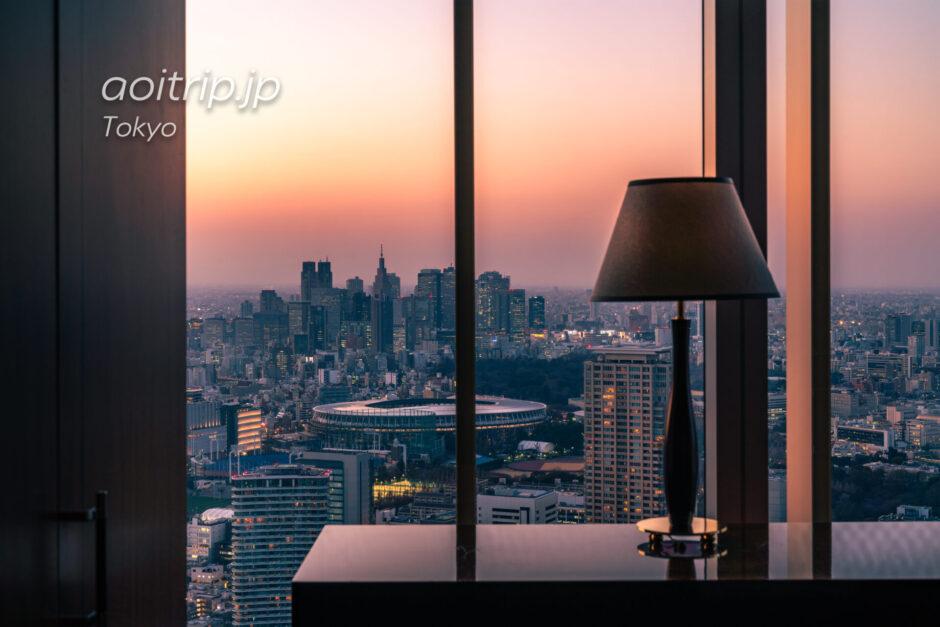ザ リッツ カールトン東京 宿泊記|The Ritz-Carlton Tokyo