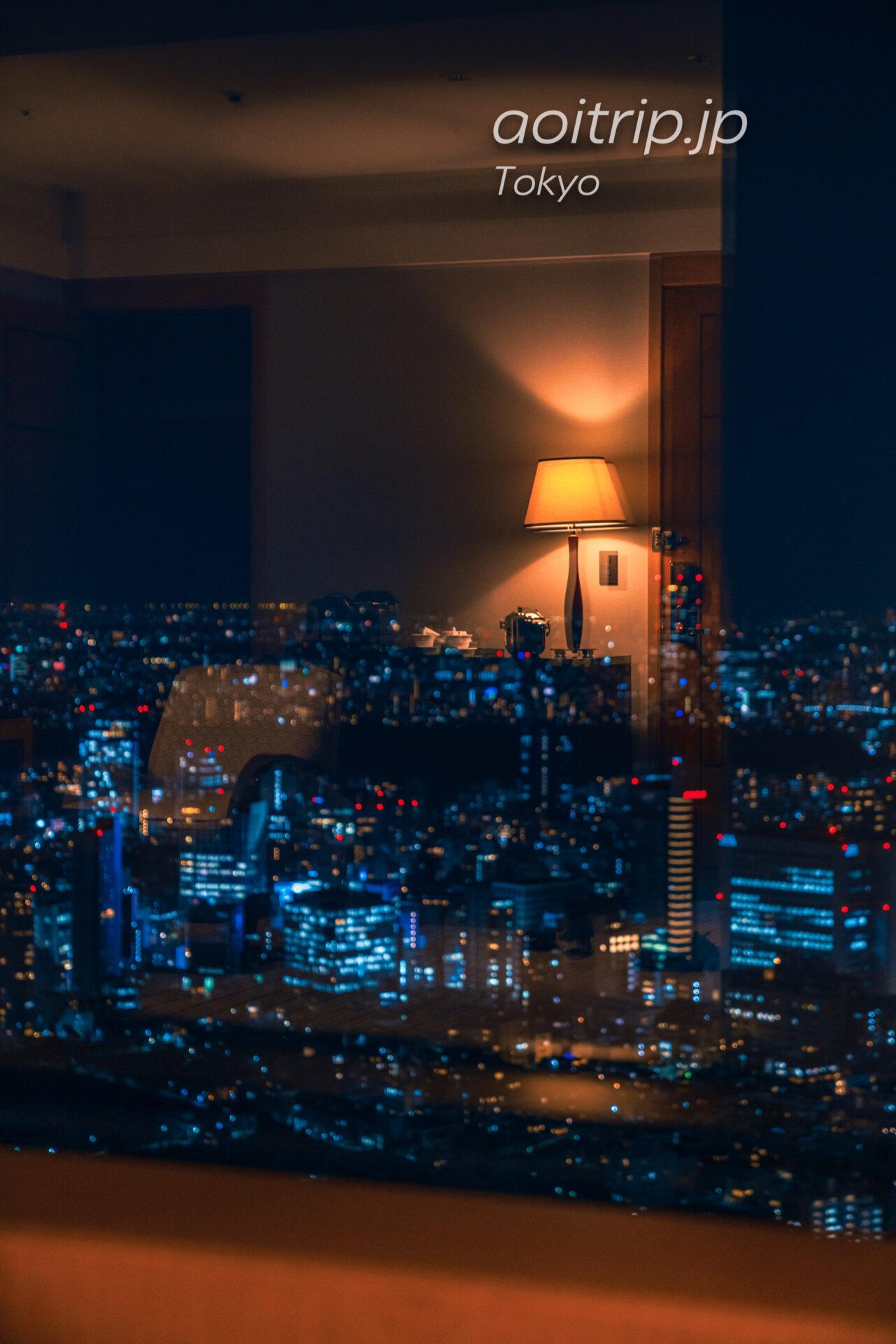 ザ リッツ カールトン東京 スイートルームの客室 カールトンスイート ミニバー