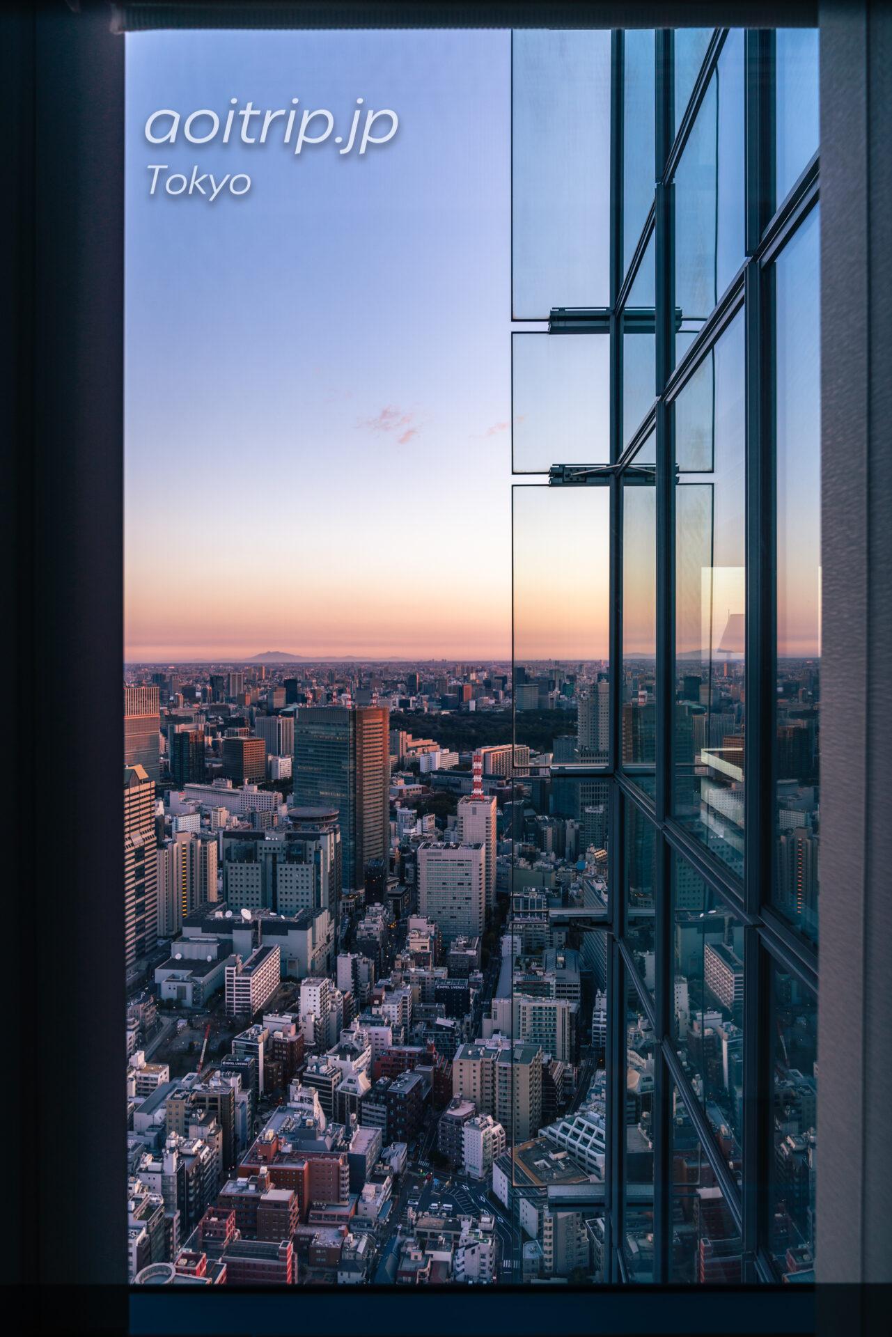 ザ リッツカールトン東京の眺望・景色