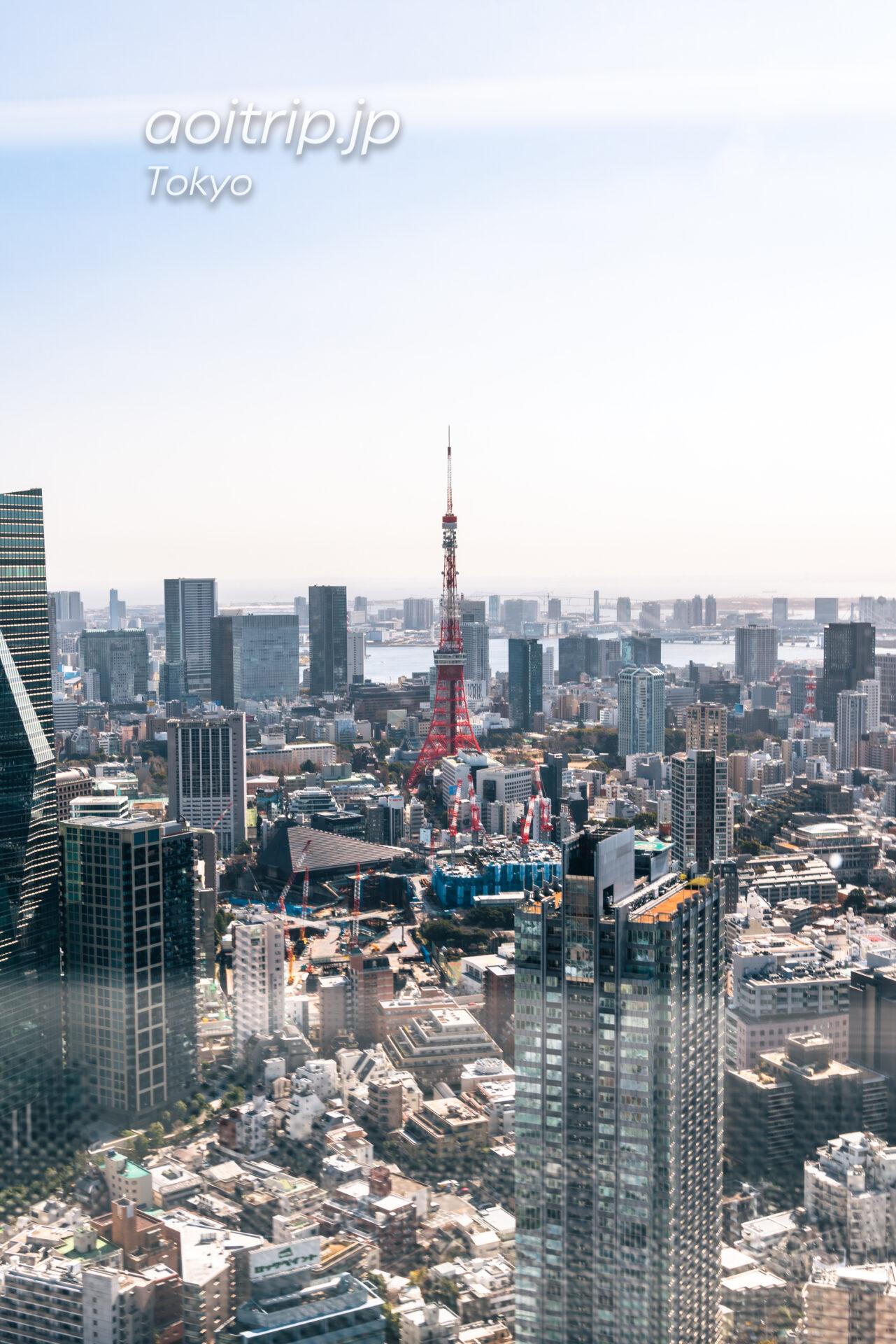 ザ リッツ カールトン東京 宿泊記|The Ritz-Carlton Tokyo 東京タワーの眺望