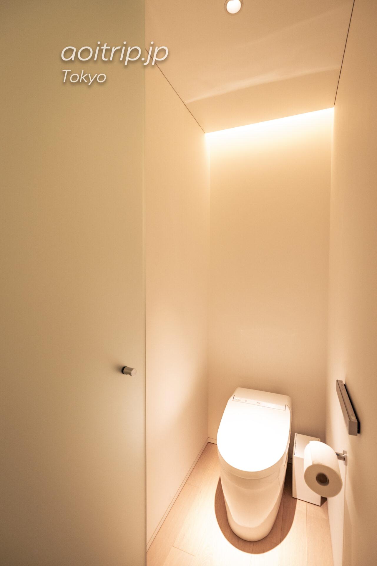 東京エディション虎ノ門のトイレ