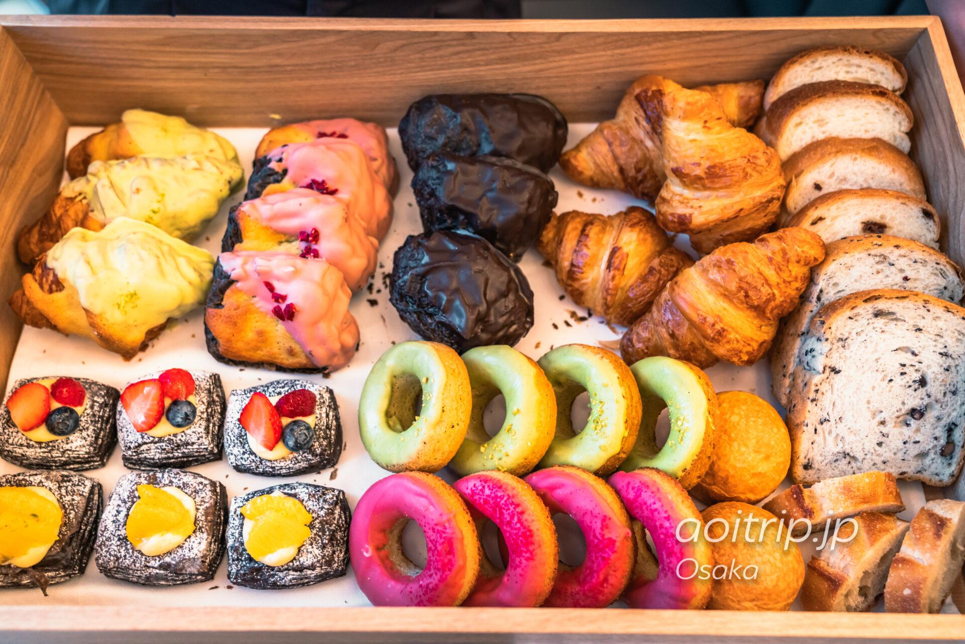 W大阪の朝食 Oh.lala…(オーララ)のベーカリー